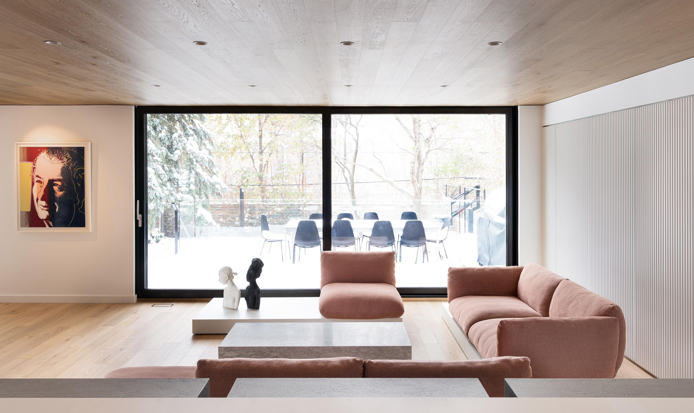 Phòng khách chung cư đẹp hiện đại 11