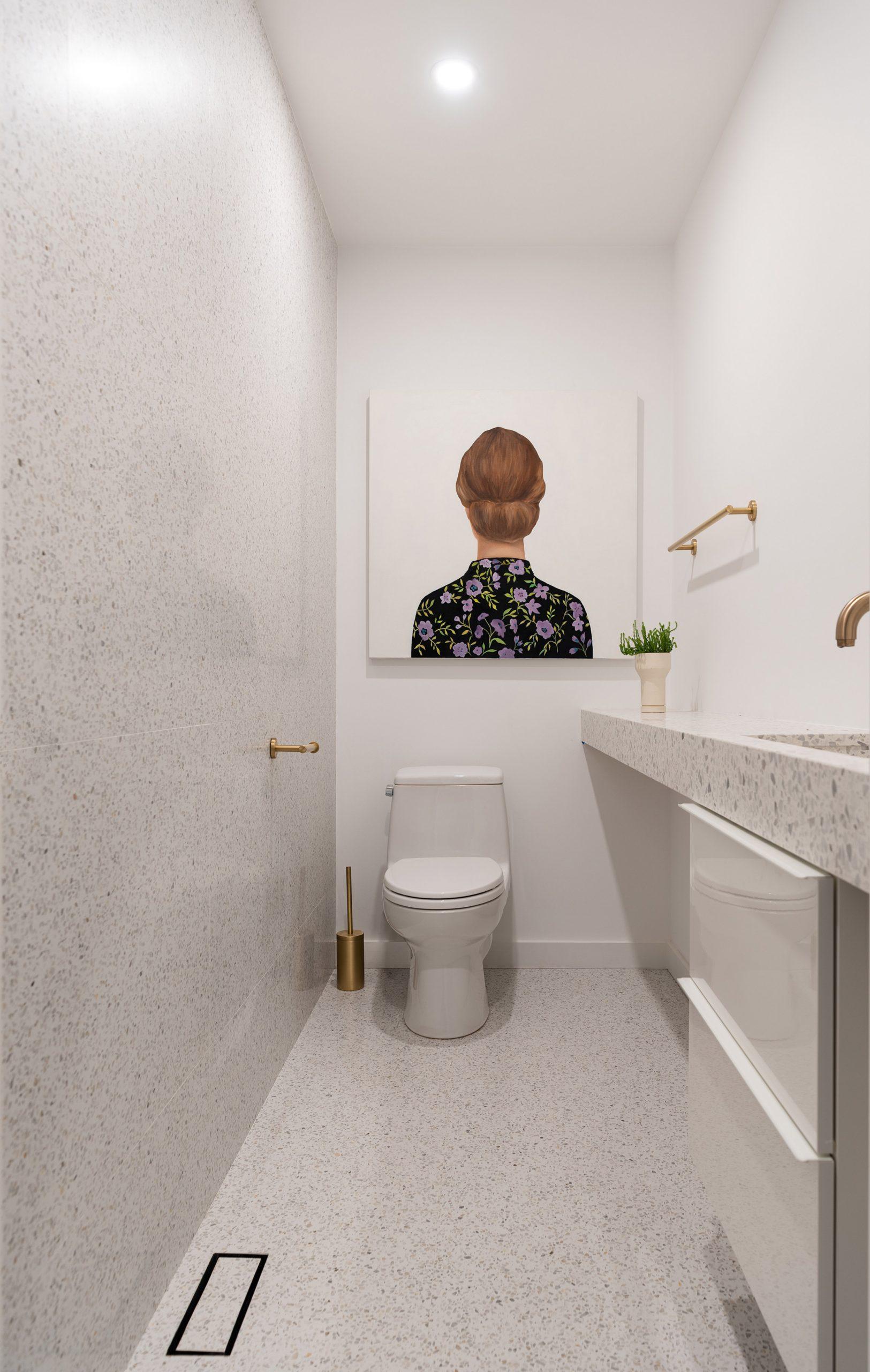 Phòng khách chung cư đẹp hiện đại 17
