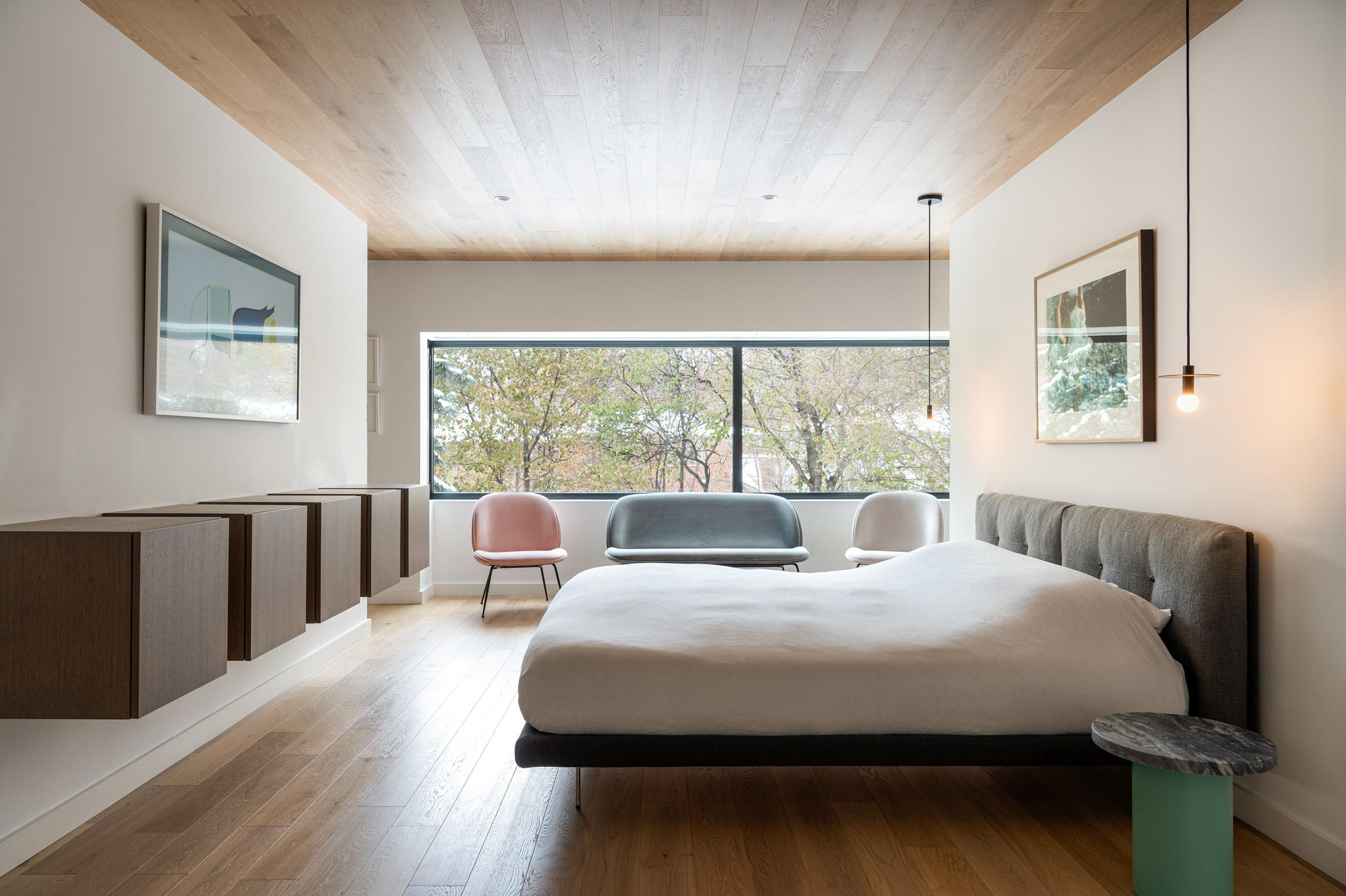 Phòng khách chung cư đẹp hiện đại 6