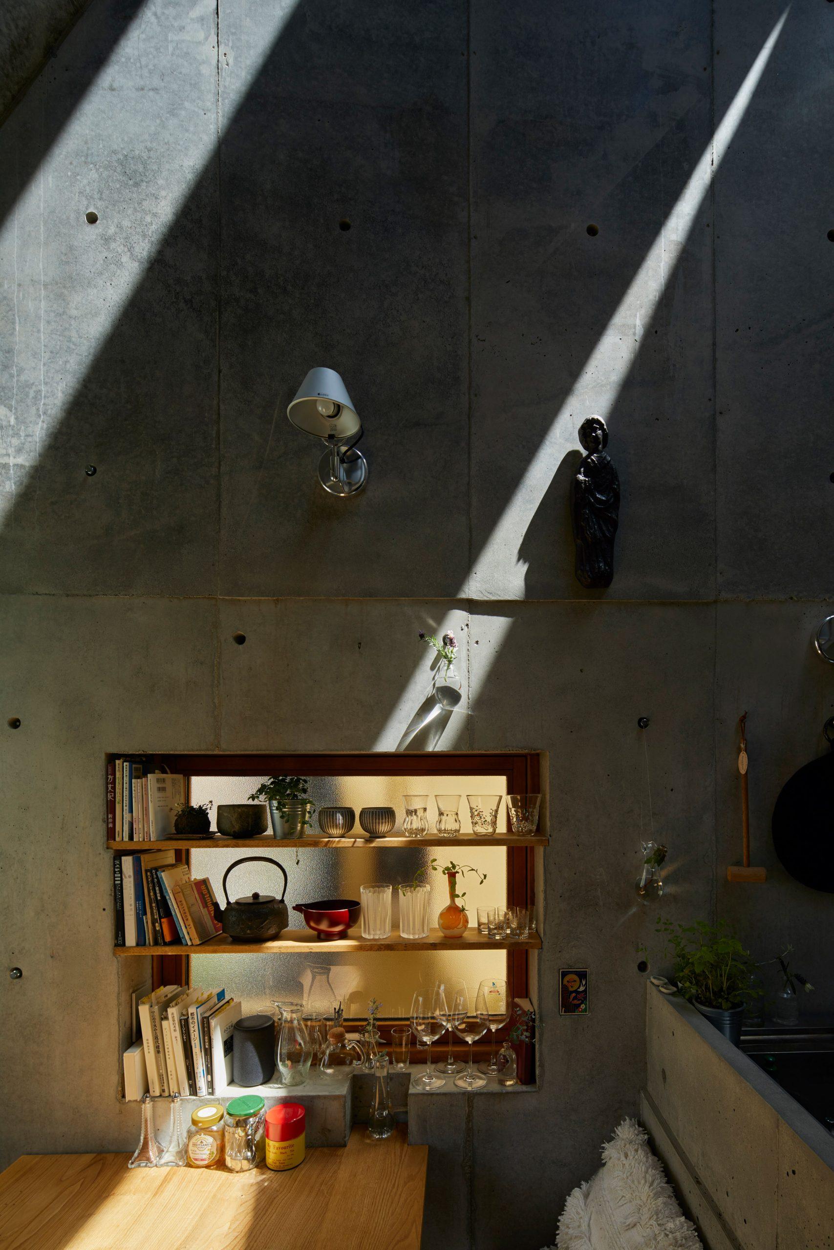 Phòng khách nhà ống 3m 13