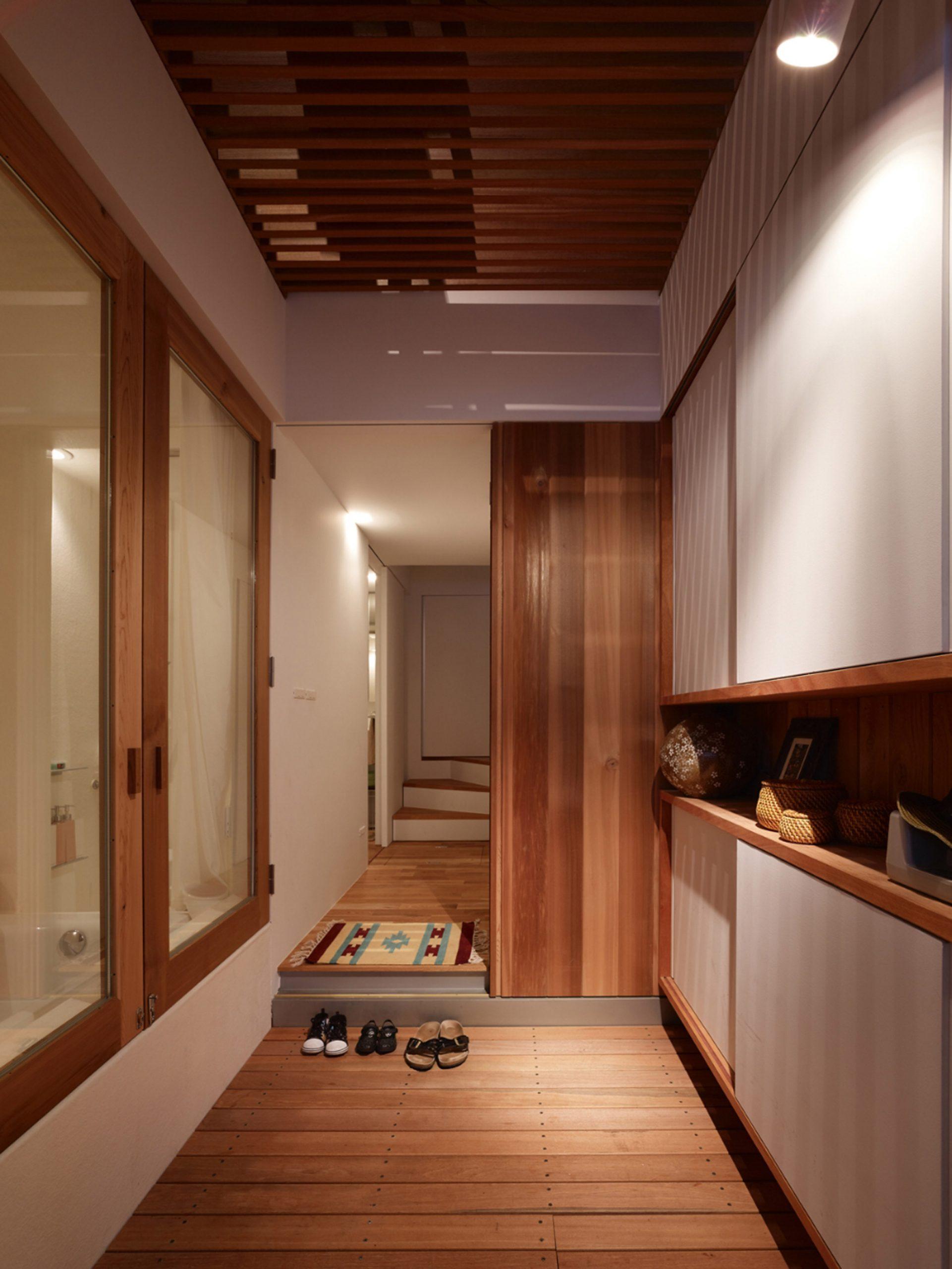 Phòng khách nhà ống 5m 2