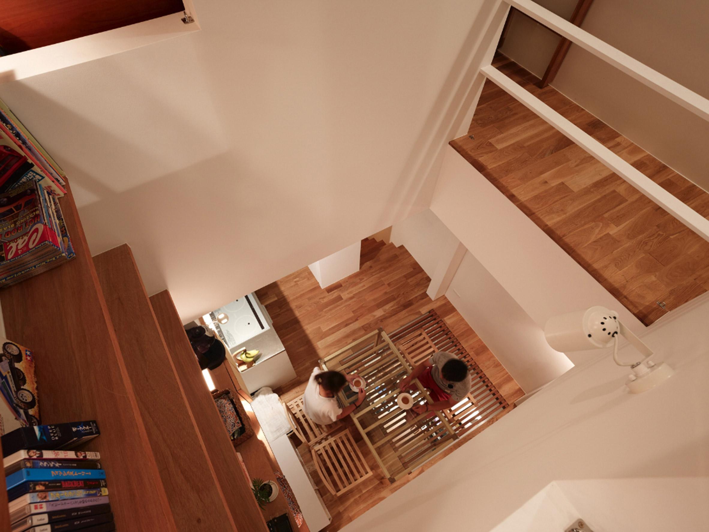Phòng khách nhà ống 5m 7