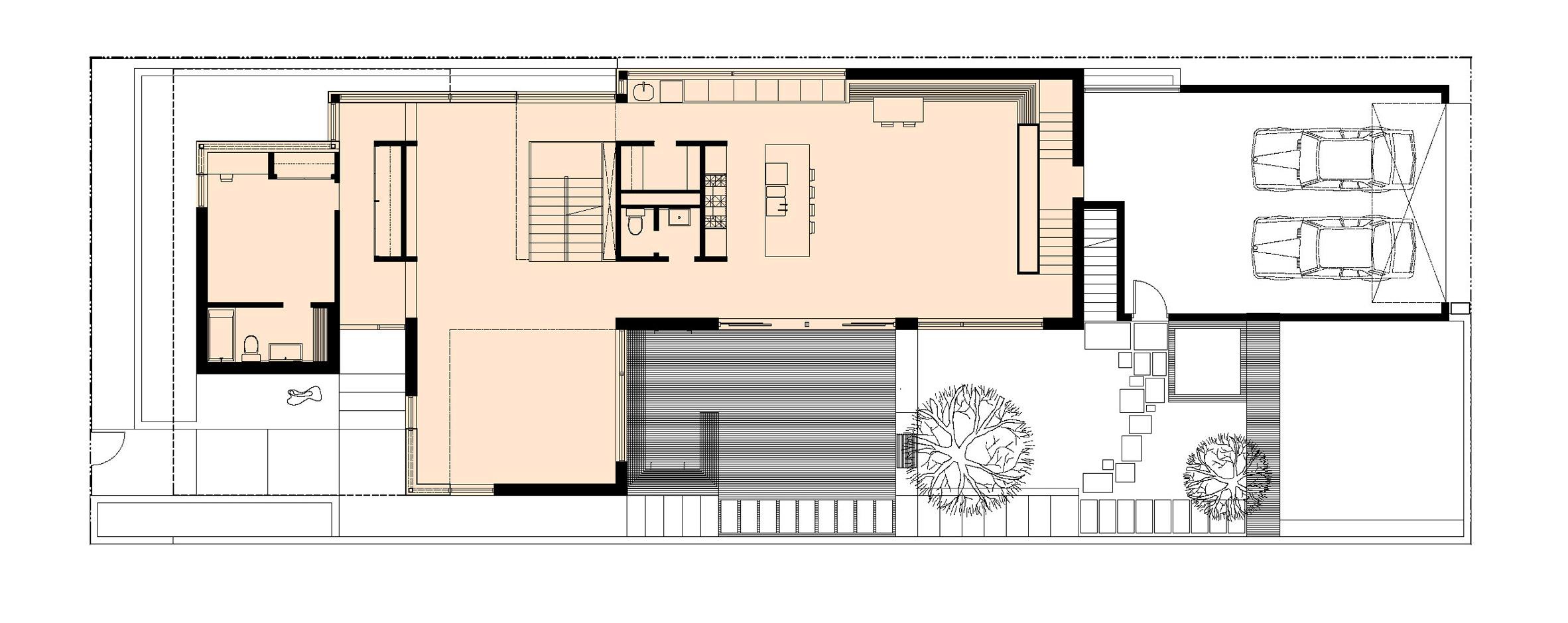 Phòng khách nhỏ đẹp hiện đại 9
