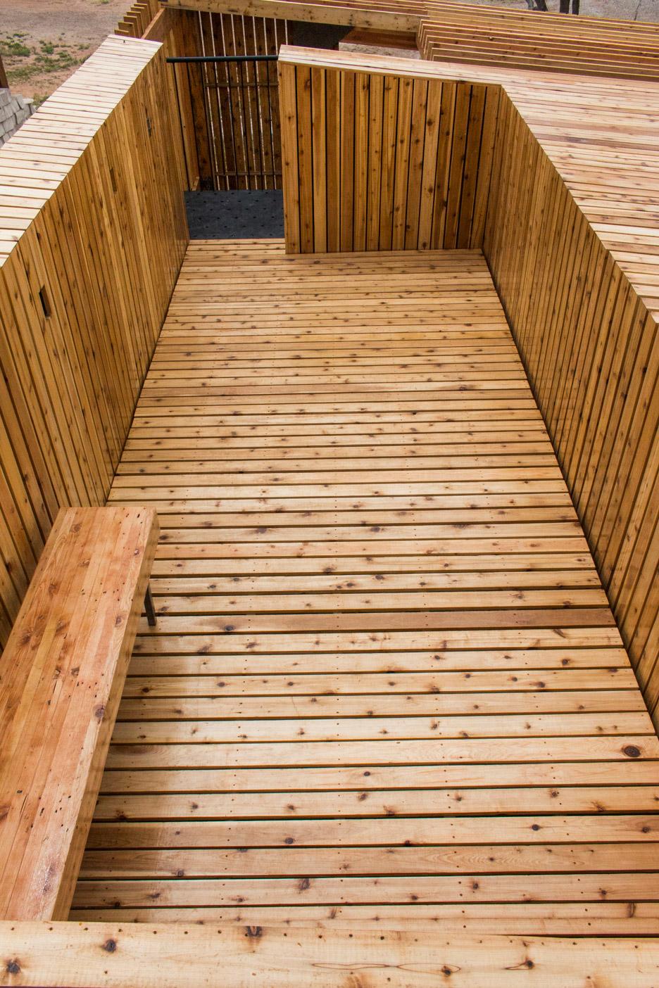 Thi công nhà gỗ Homestay 12