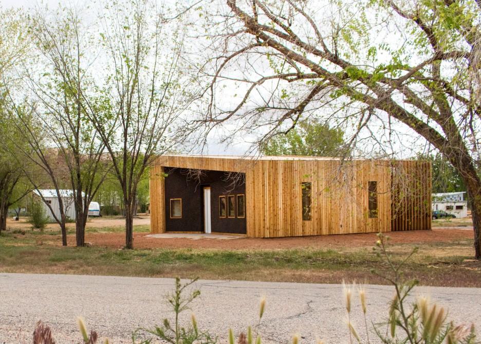 Thi công nhà gỗ Homestay 14