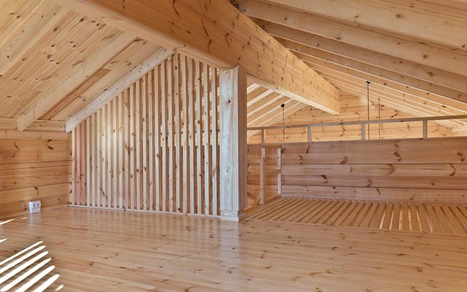Thi công nhà gỗ Homestay 5