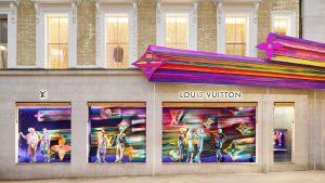 Thiết kế ánh sáng cho cửa hàng thời trang