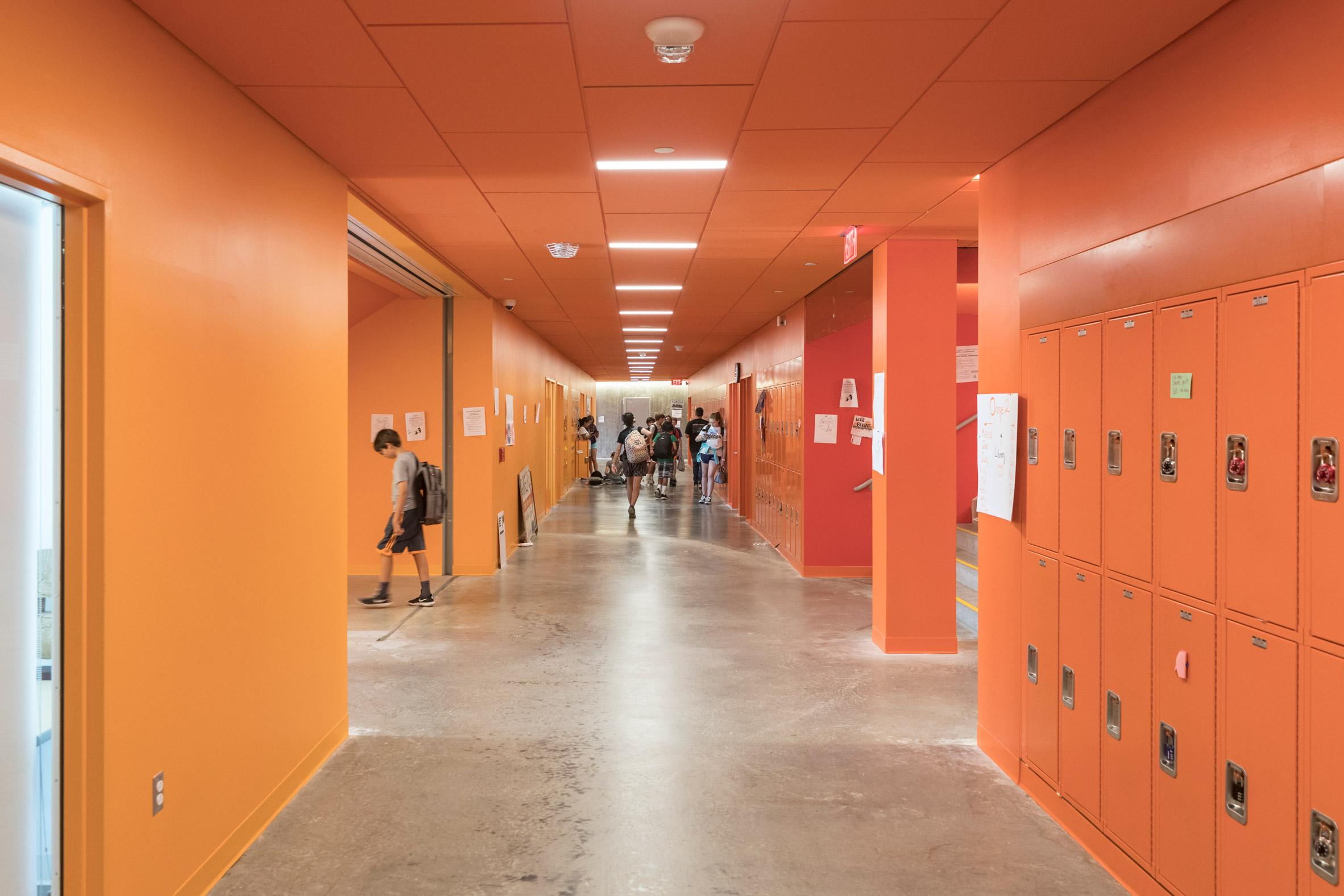 Thiết kế ánh sáng trong phòng học 11