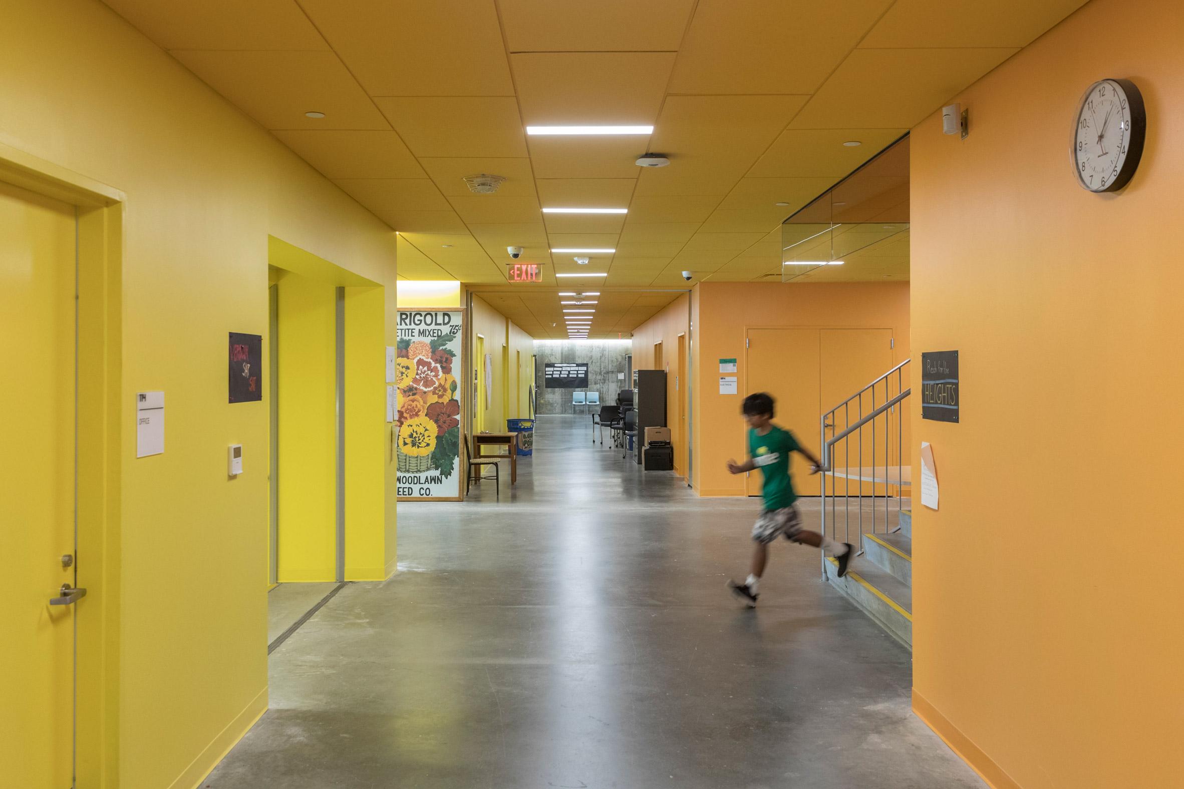 Thiết kế ánh sáng trong phòng học 12