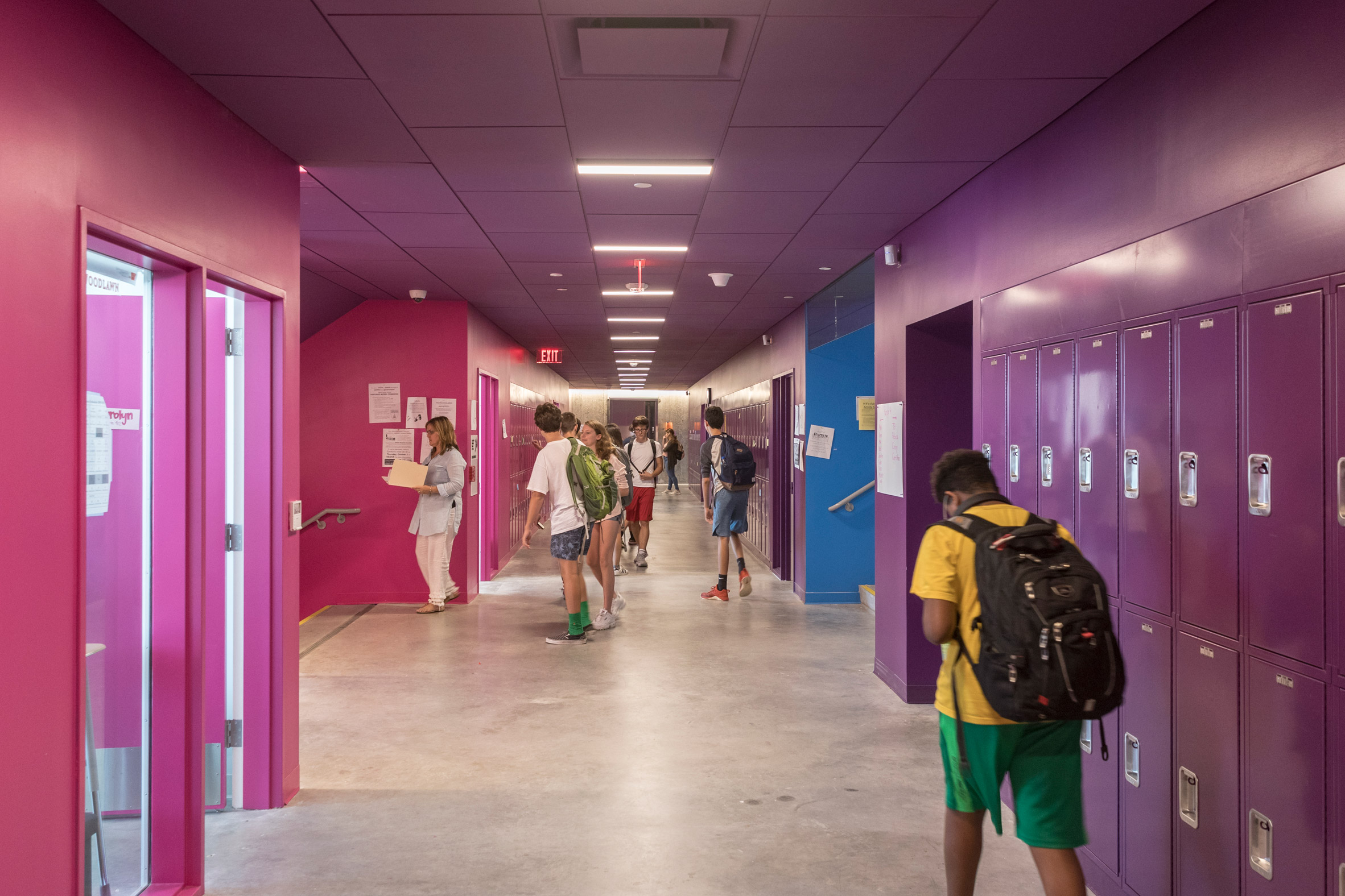 Thiết kế ánh sáng trong phòng học 13