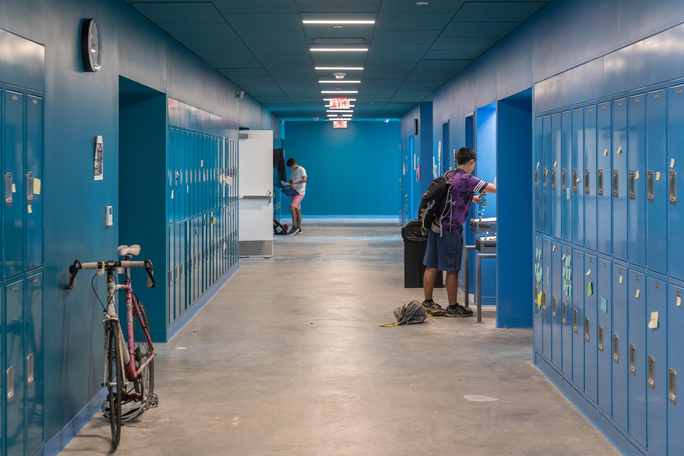 Thiết kế ánh sáng trong phòng học 6