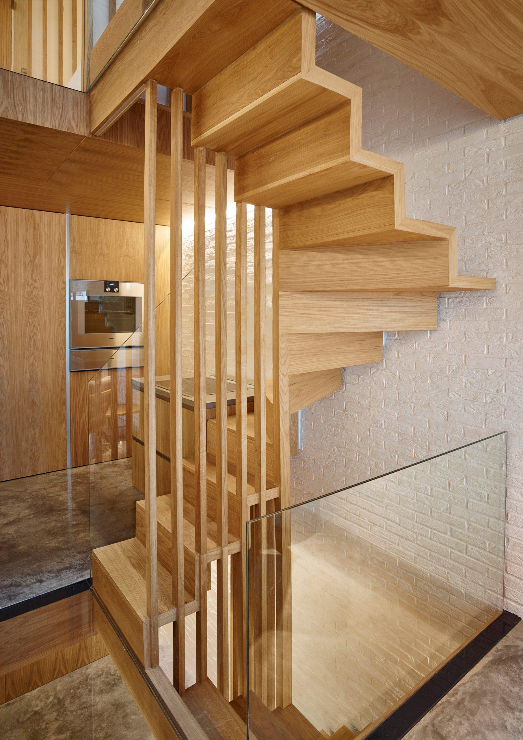 Thiết kế nhà gỗ hiện đại 12