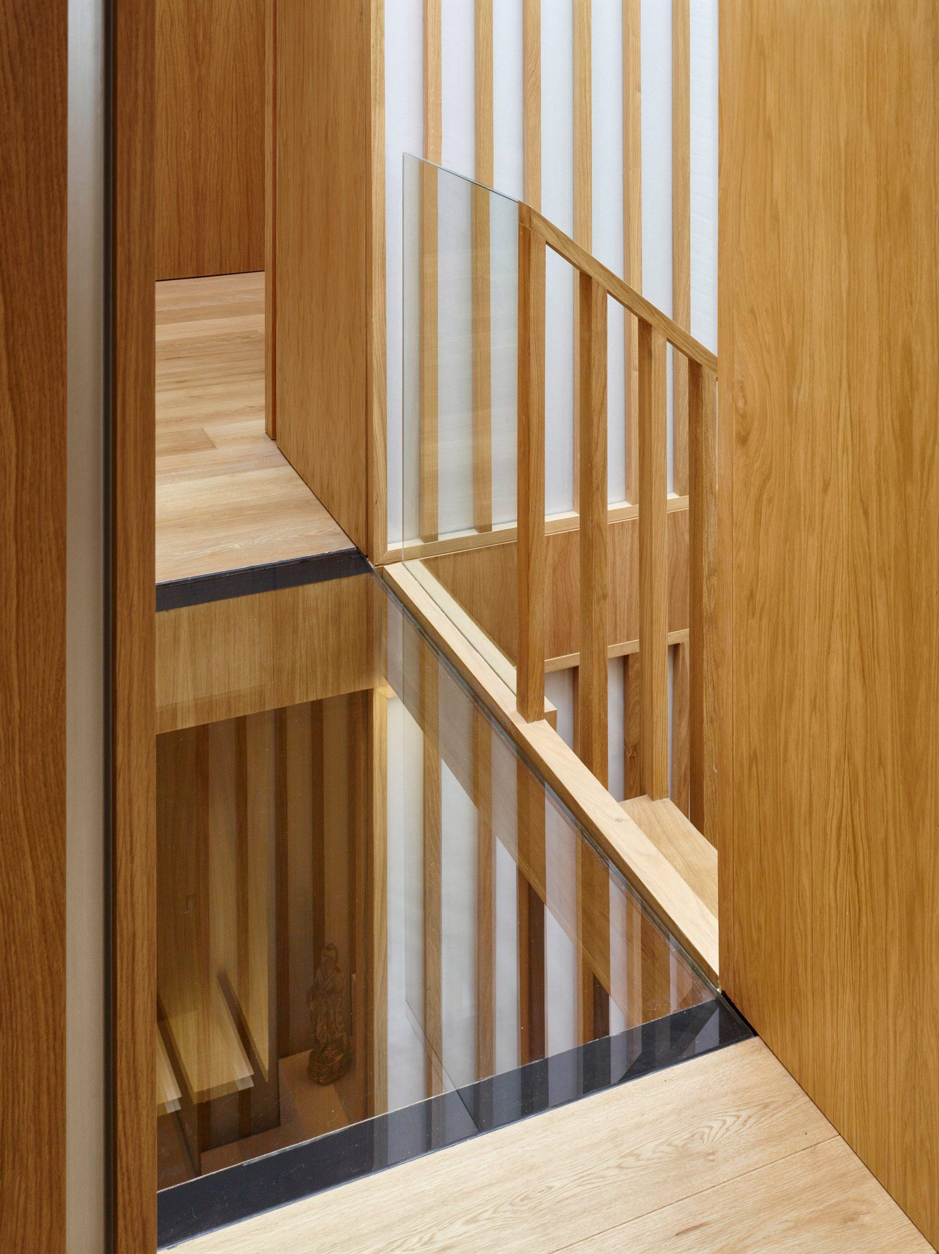Thiết kế nhà gỗ hiện đại 13