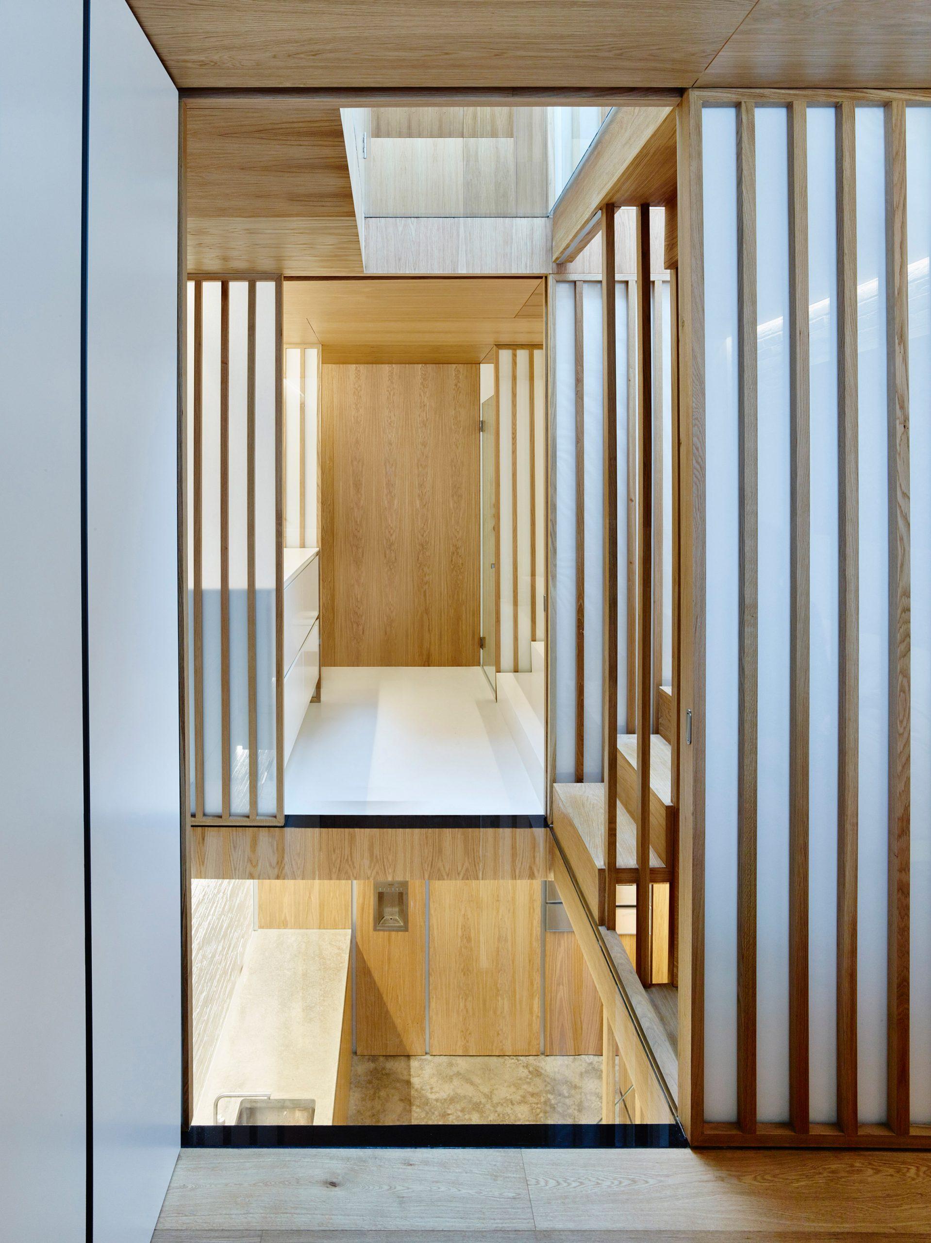 Thiết kế nhà gỗ hiện đại 14