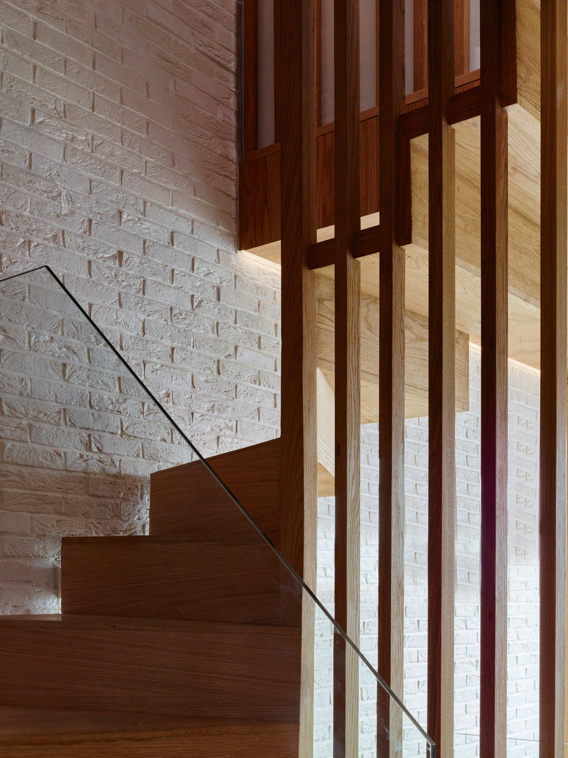 Thiết kế nhà gỗ hiện đại 2