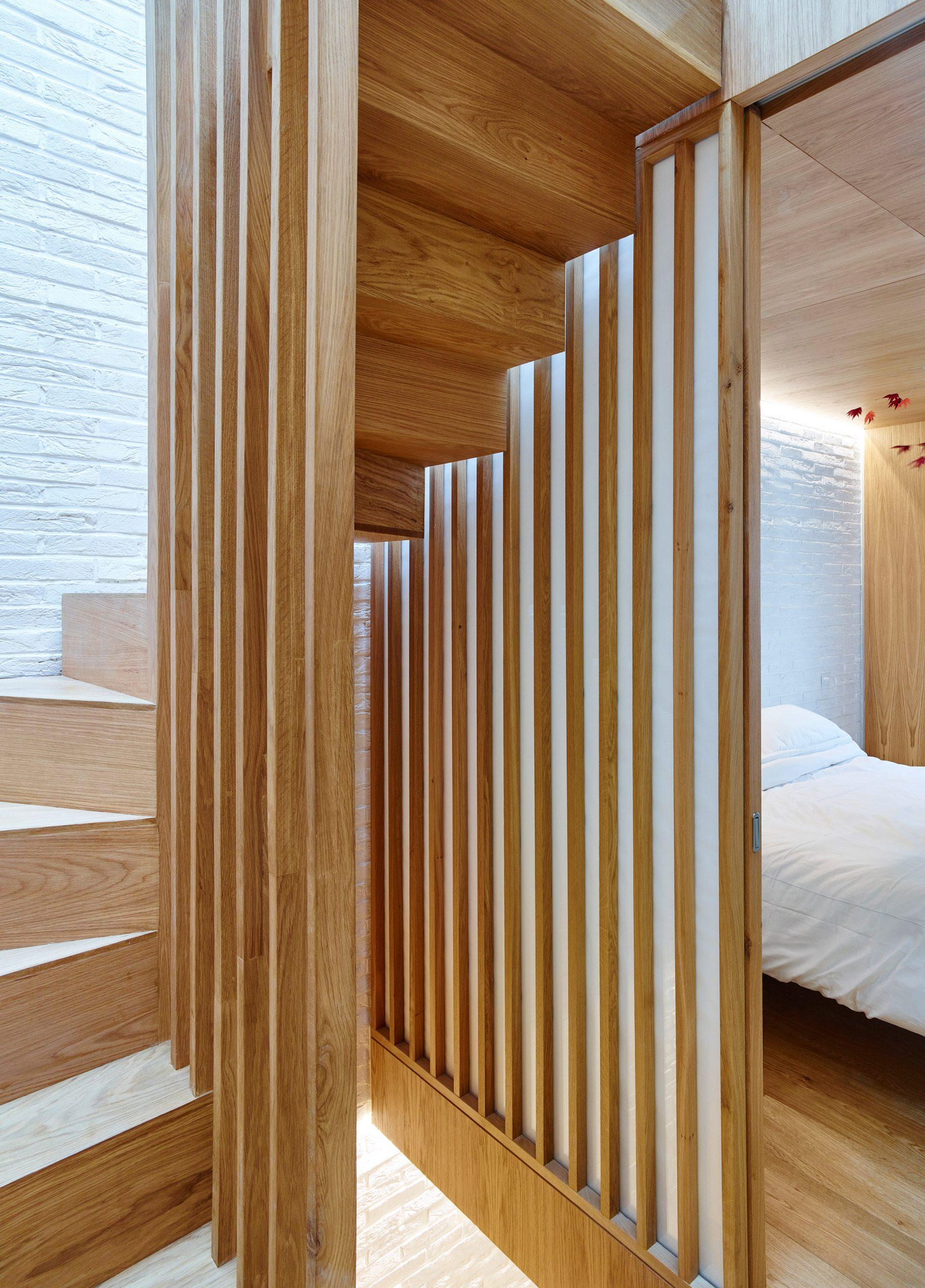 Thiết kế nhà gỗ hiện đại 4