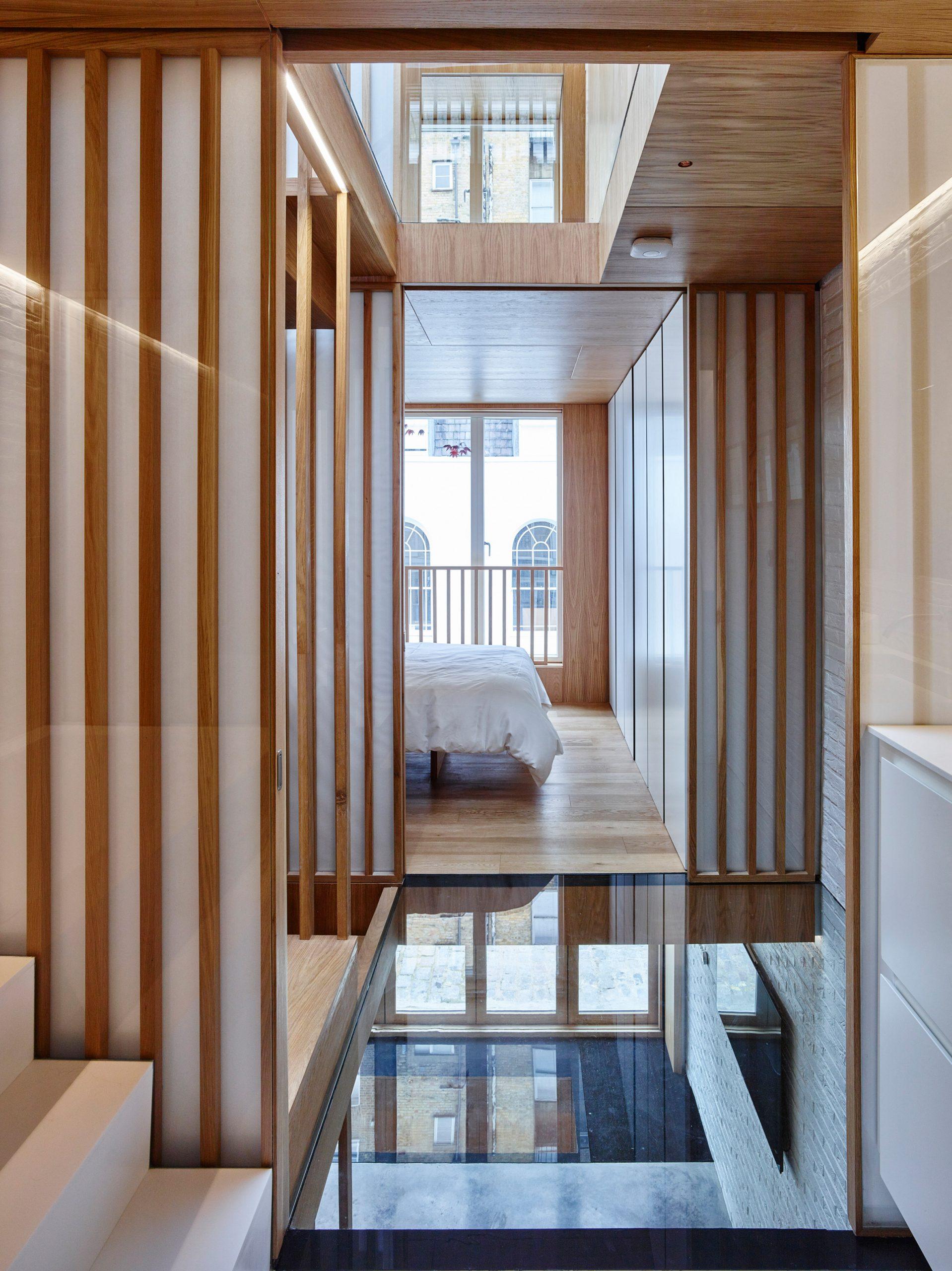 Thiết kế nhà gỗ hiện đại 5