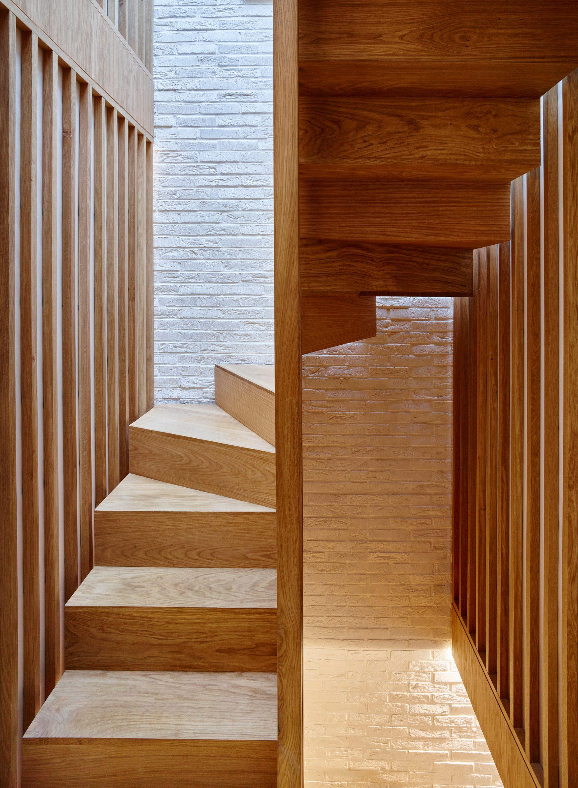 Thiết kế nhà gỗ hiện đại 6