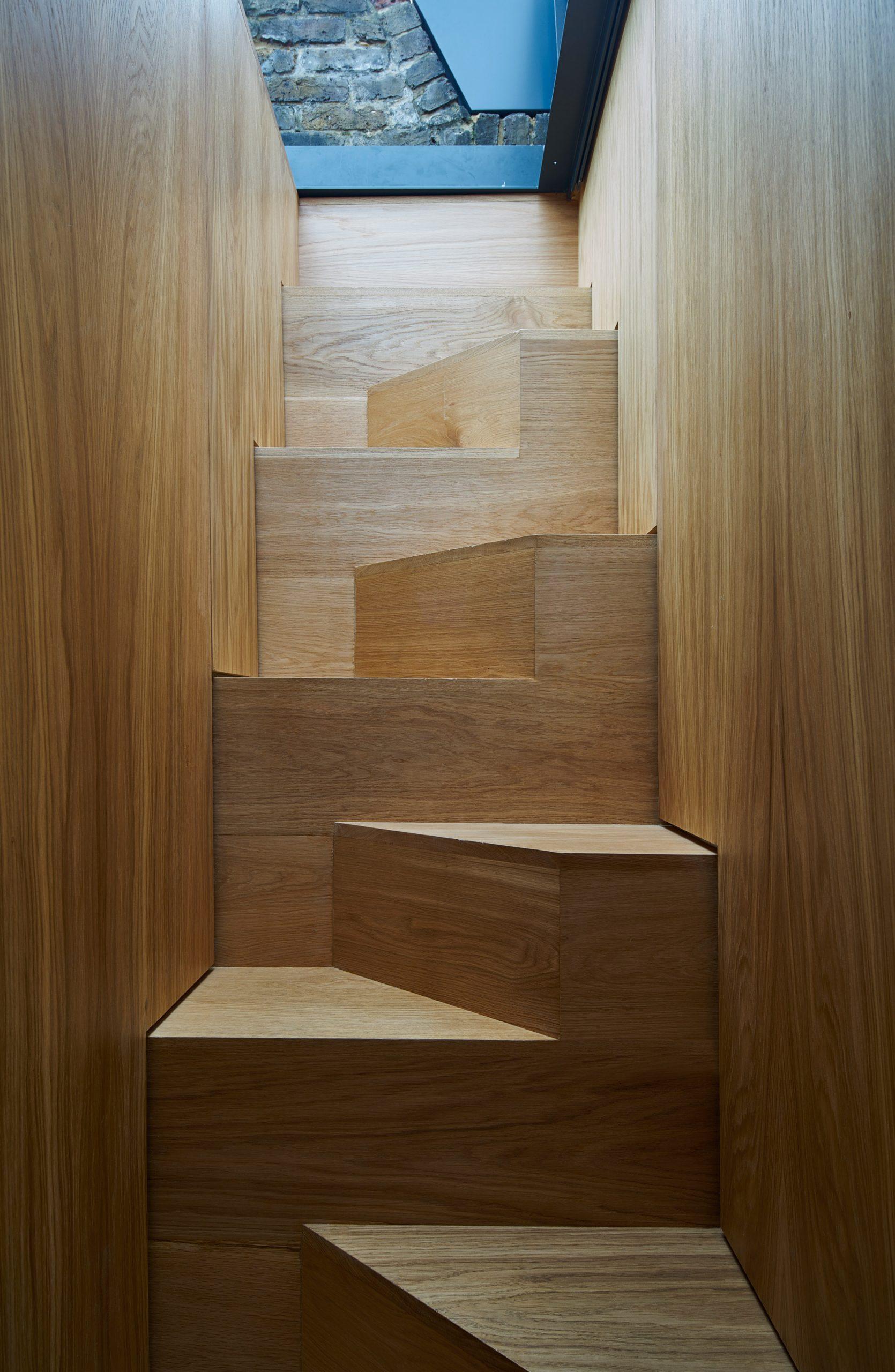Thiết kế nhà gỗ hiện đại 7