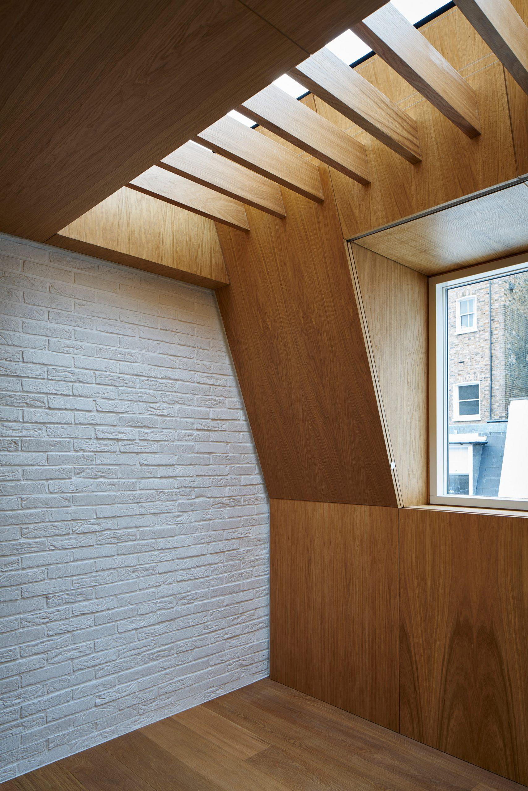 Thiết kế nhà gỗ hiện đại 8