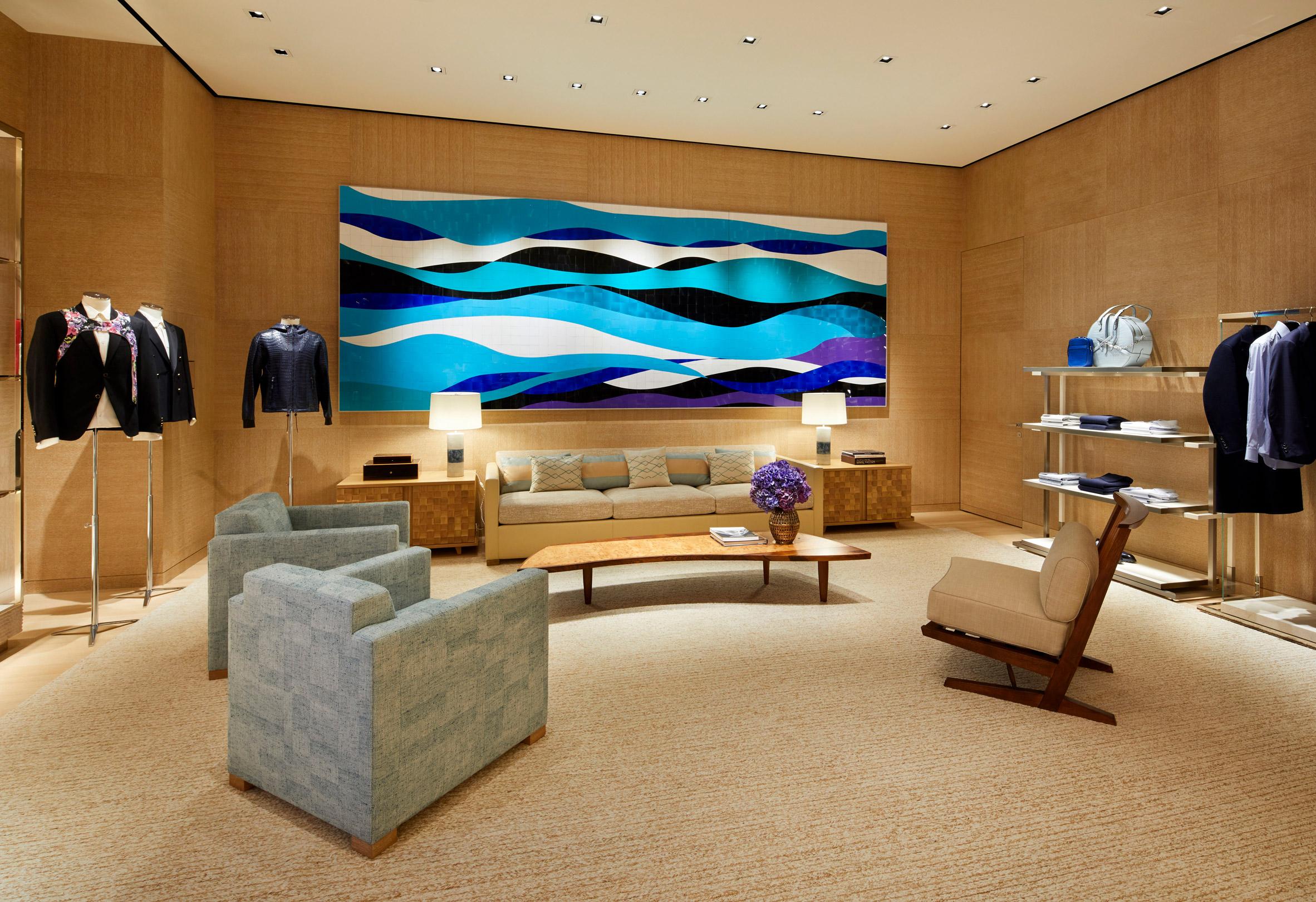 Thiết kế nội thất shop thời trang 10