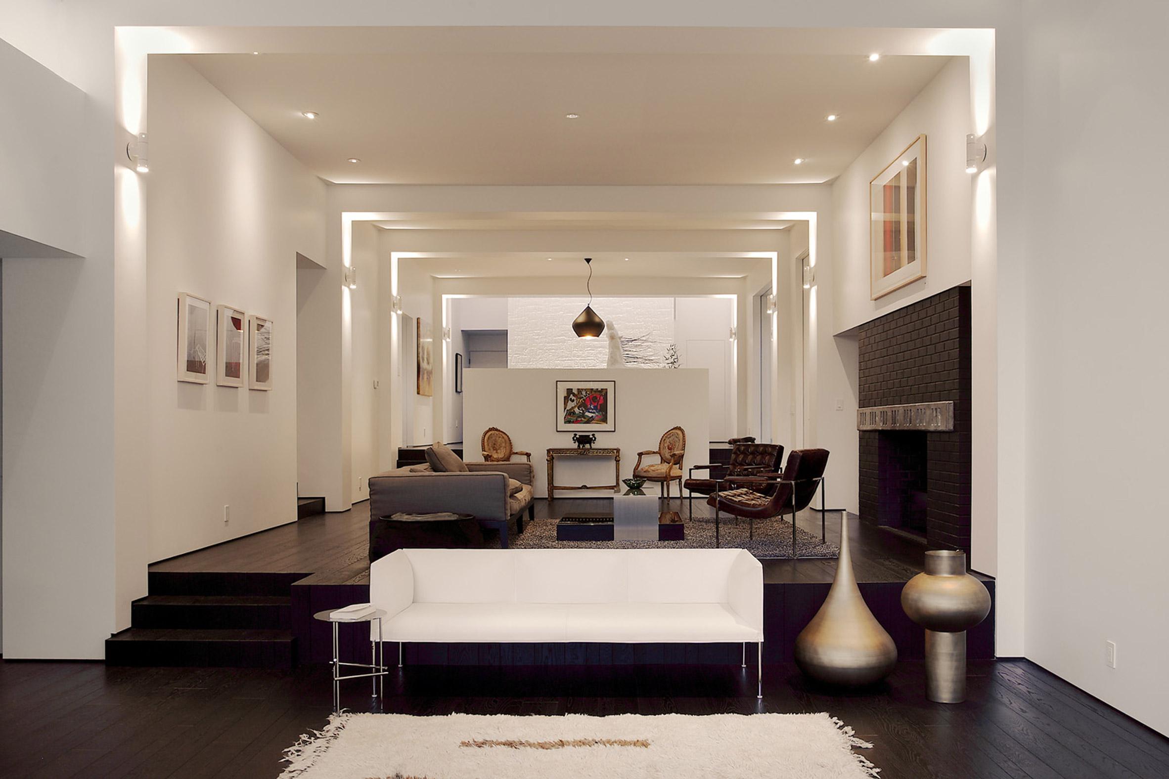 Trang trí phòng khách 11