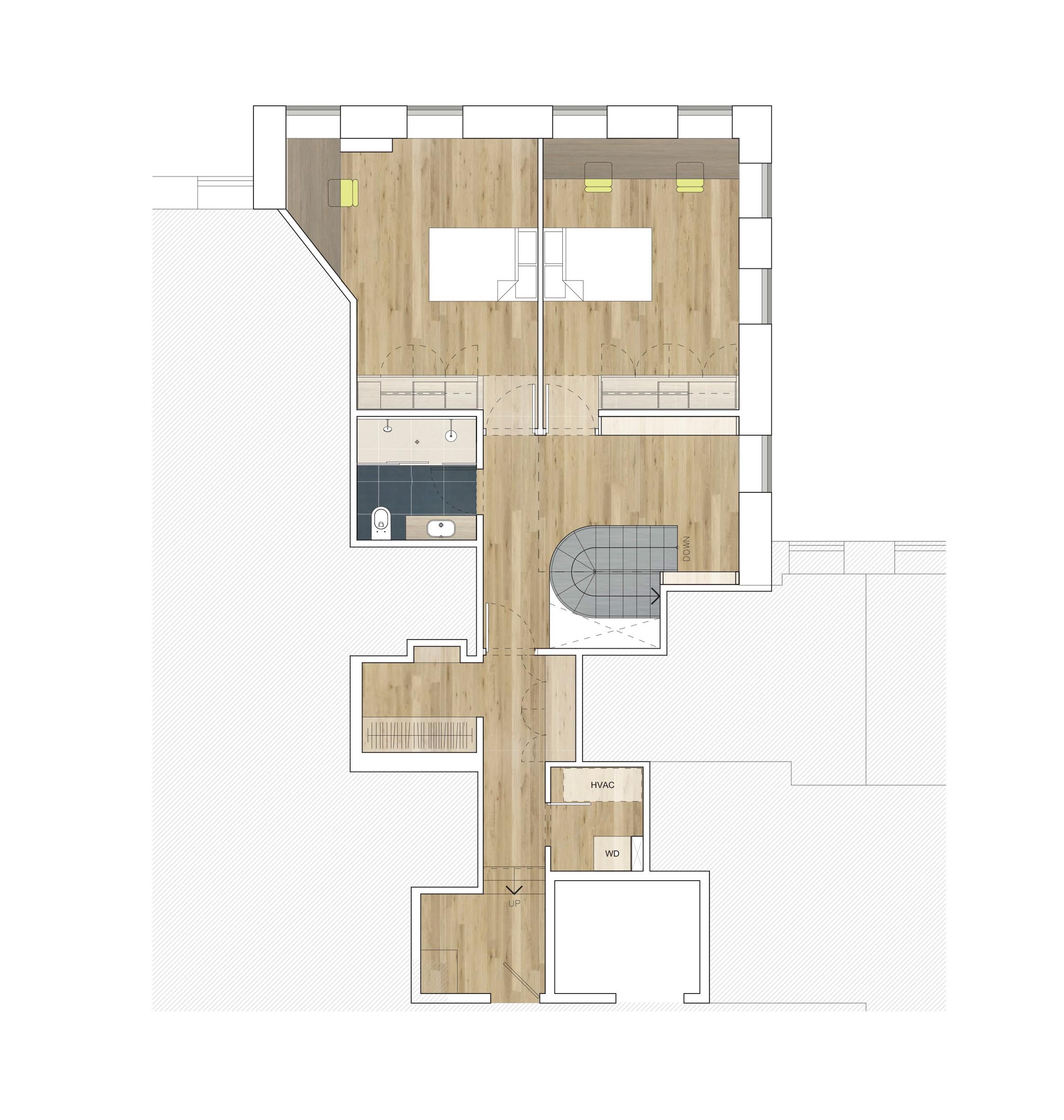 Trang trí phòng khách chung cư 10
