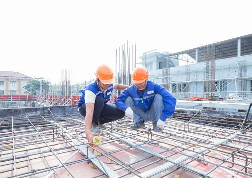 Công ty xây dựng ở TPHCM