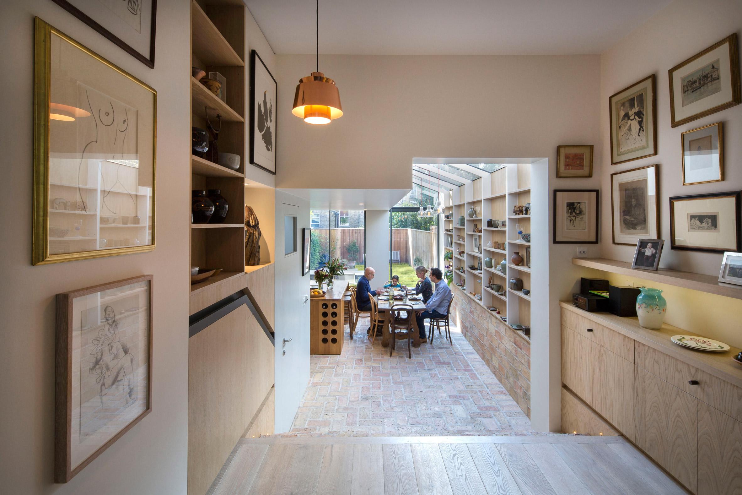 Mẫu tủ bếp đẹp bằng gỗ 20