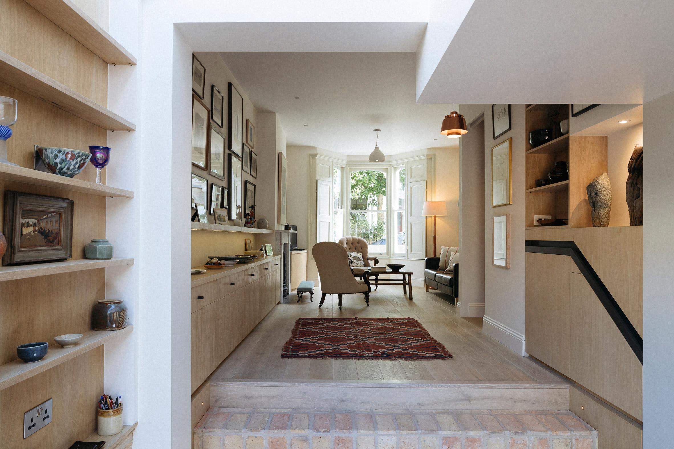 Mẫu tủ bếp đẹp bằng gỗ 21