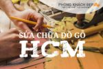 Sửa chữa đồ gỗ hcm