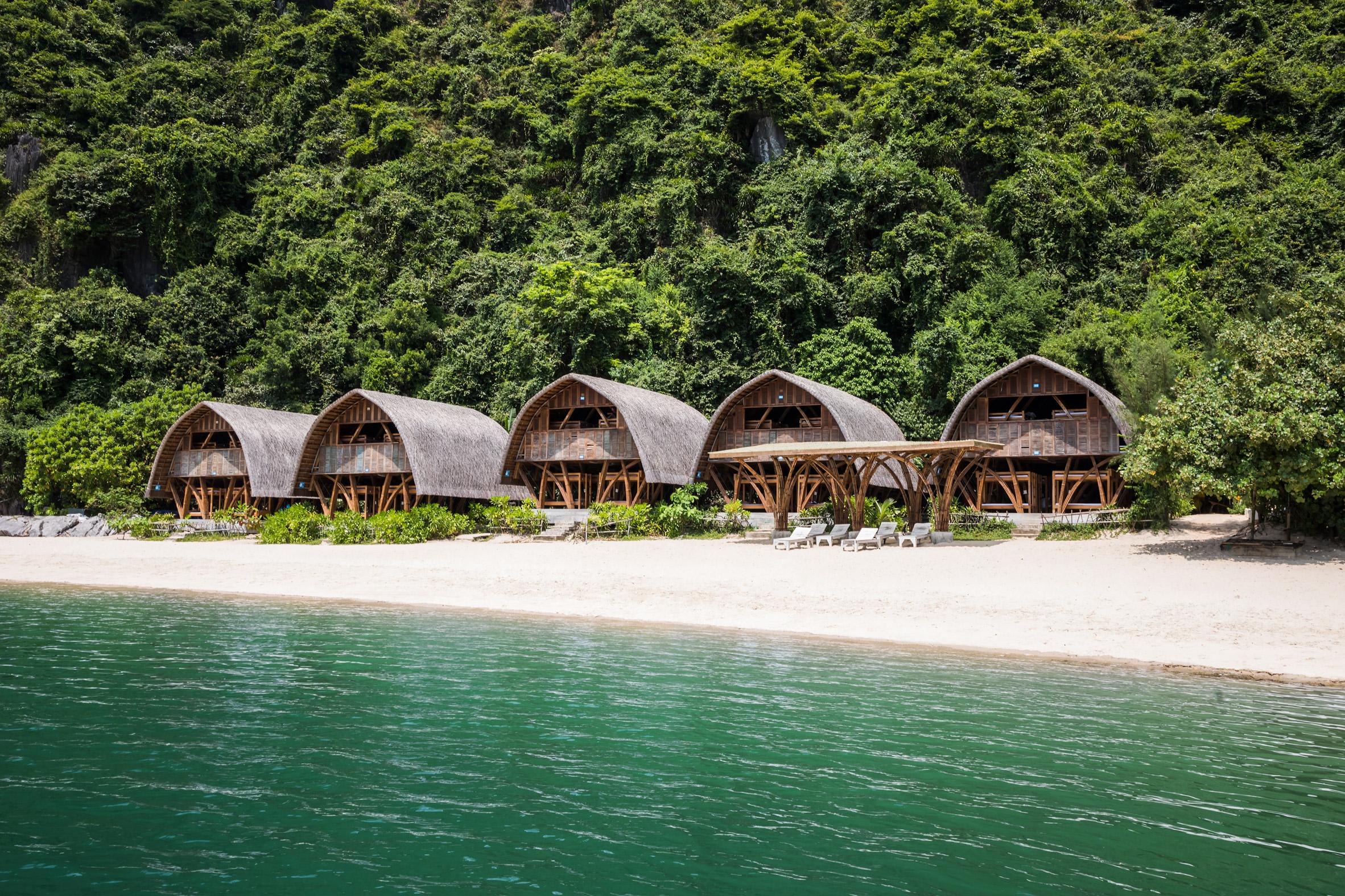 Thiết kế Resort biển 12