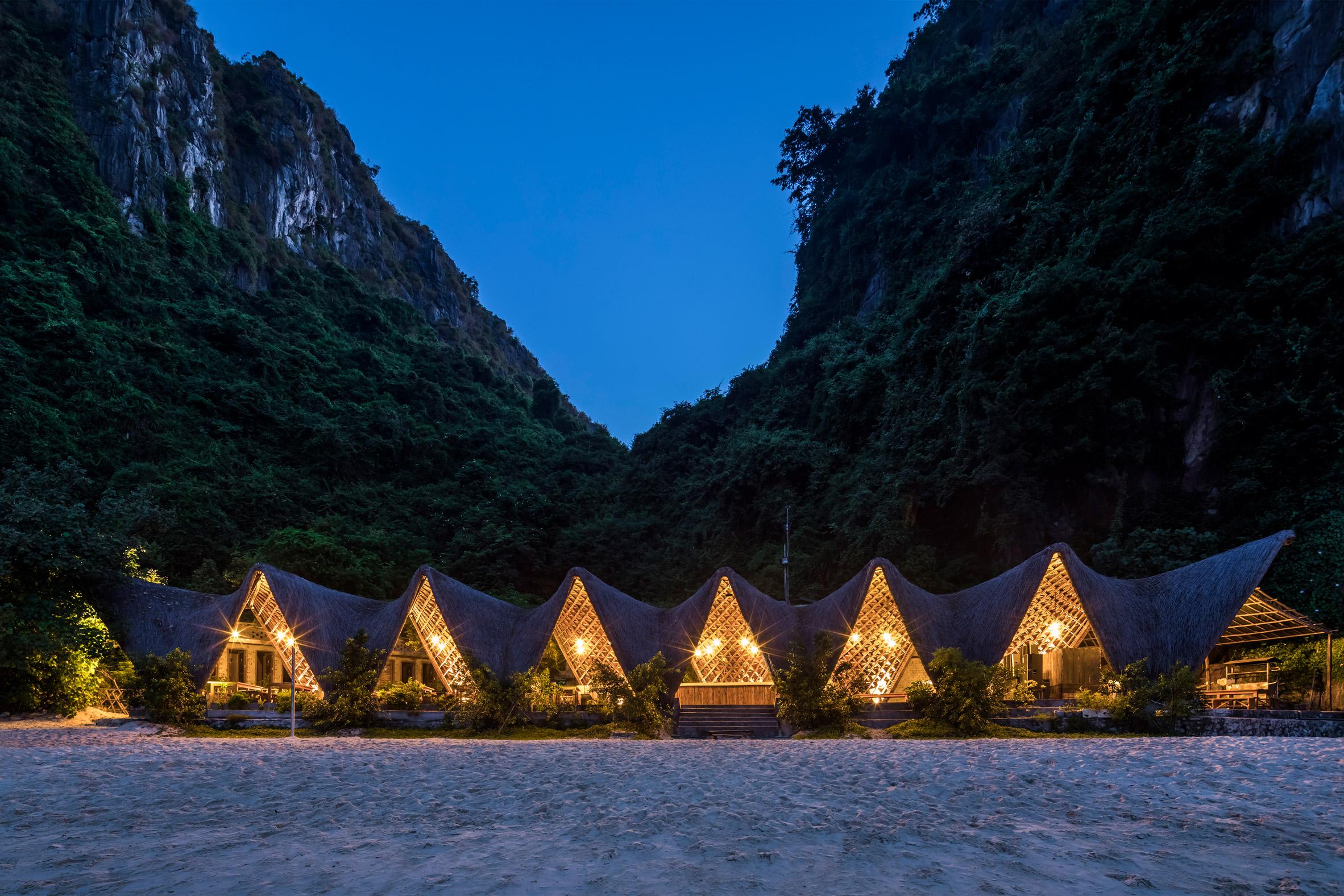 Thiết kế Resort biển 22