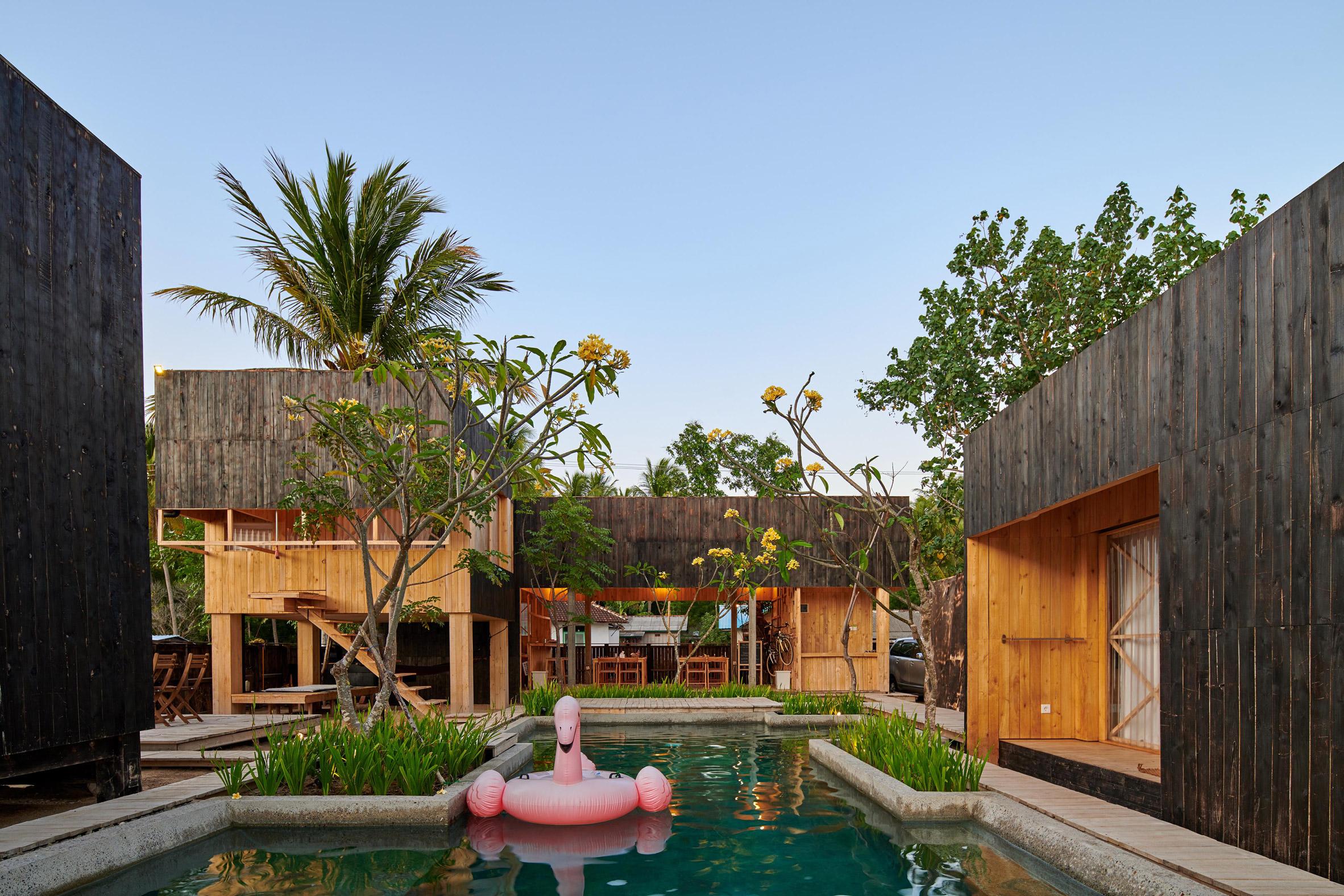 Thiết kế Resort mini 1