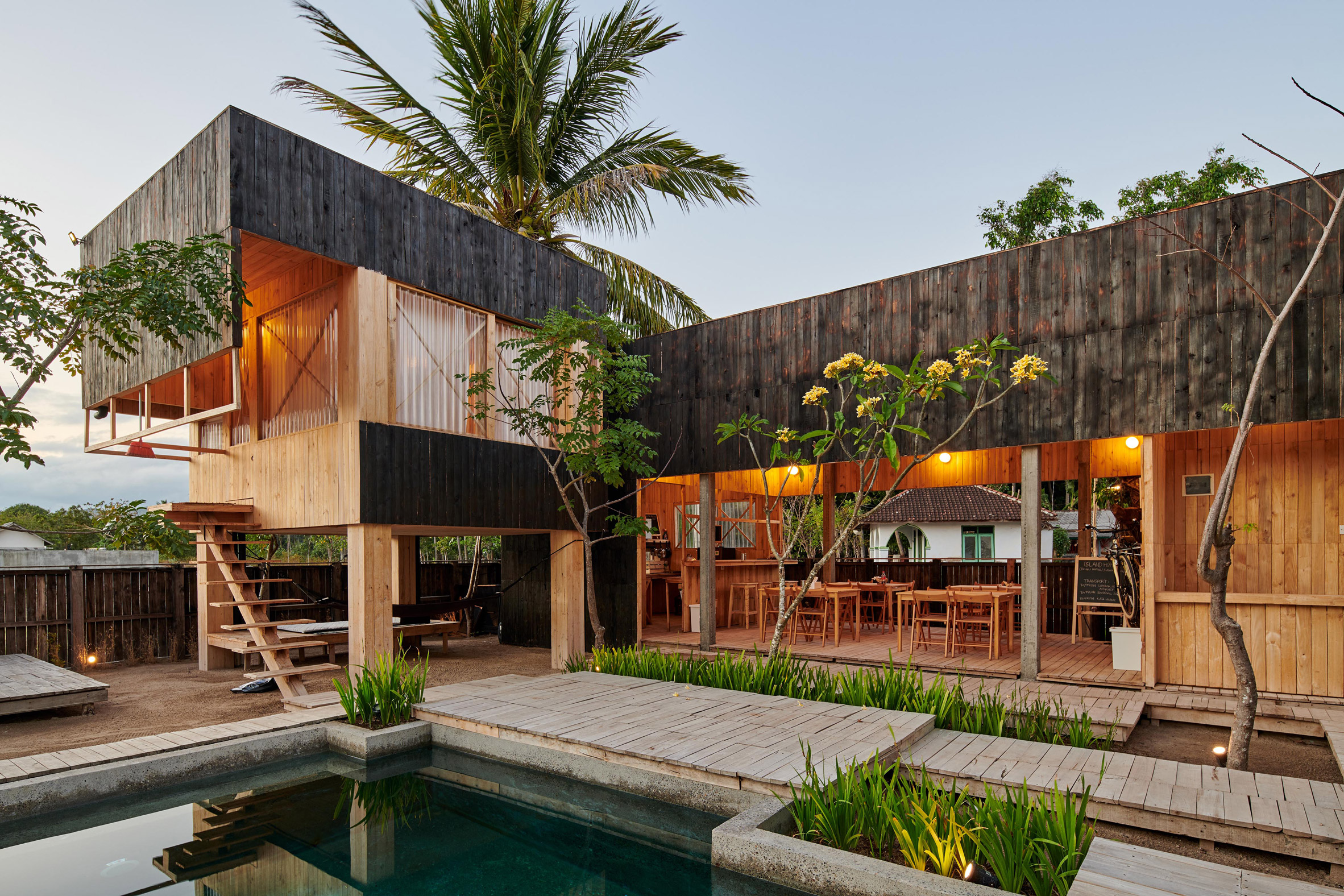 Thiết kế Resort mini 12
