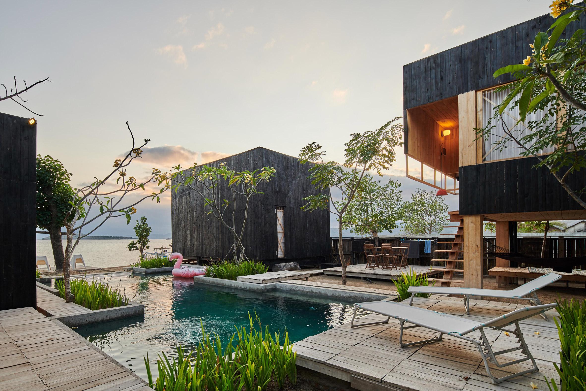 Thiết kế Resort mini 2