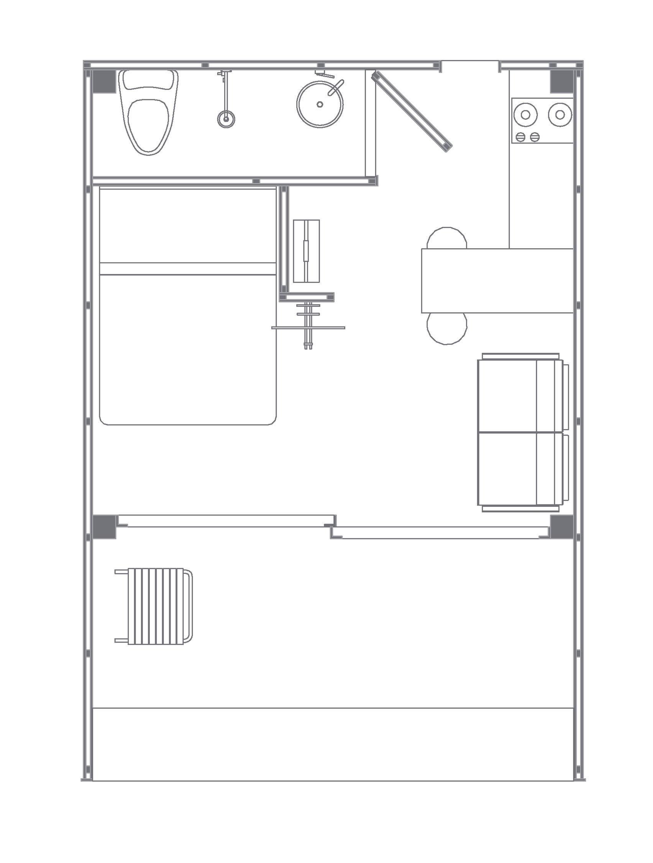 Thiết kế Resort mini 8