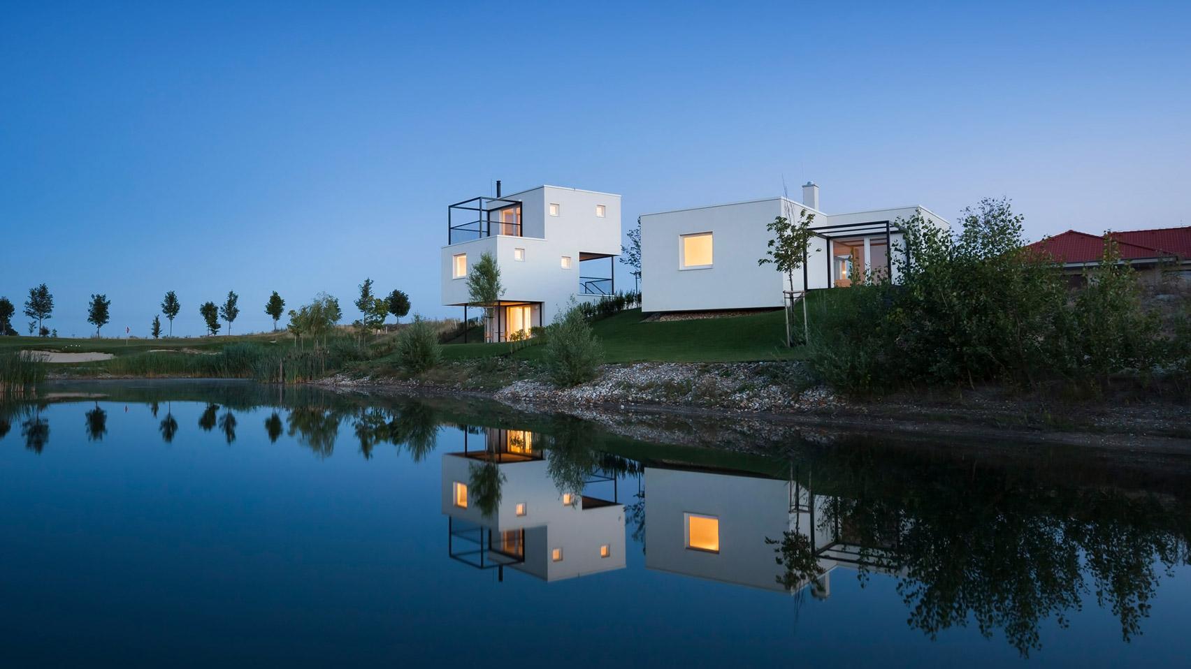 Thiết kế resort Bungalow 18