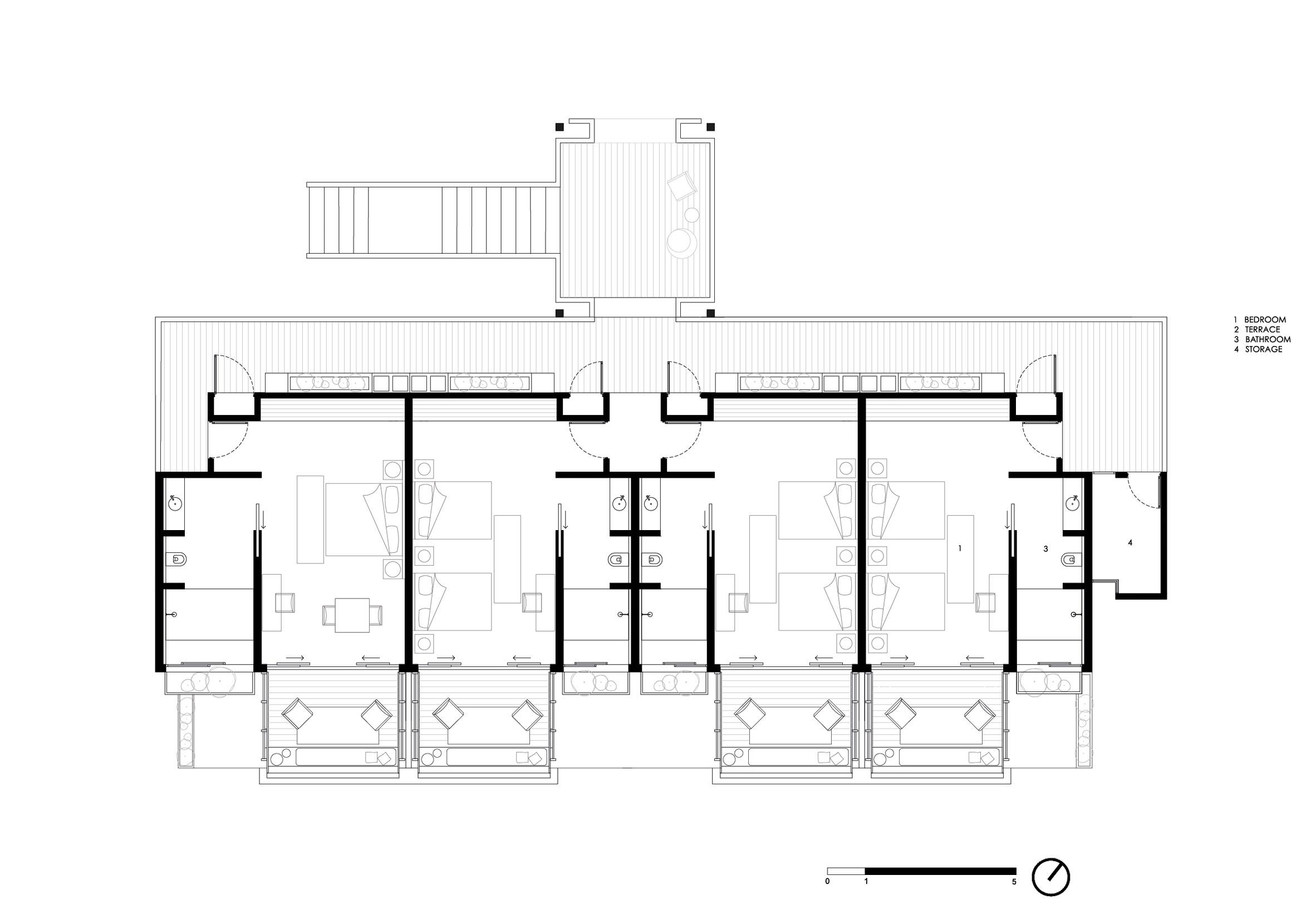 Thiết kế sân vườn Resort 10