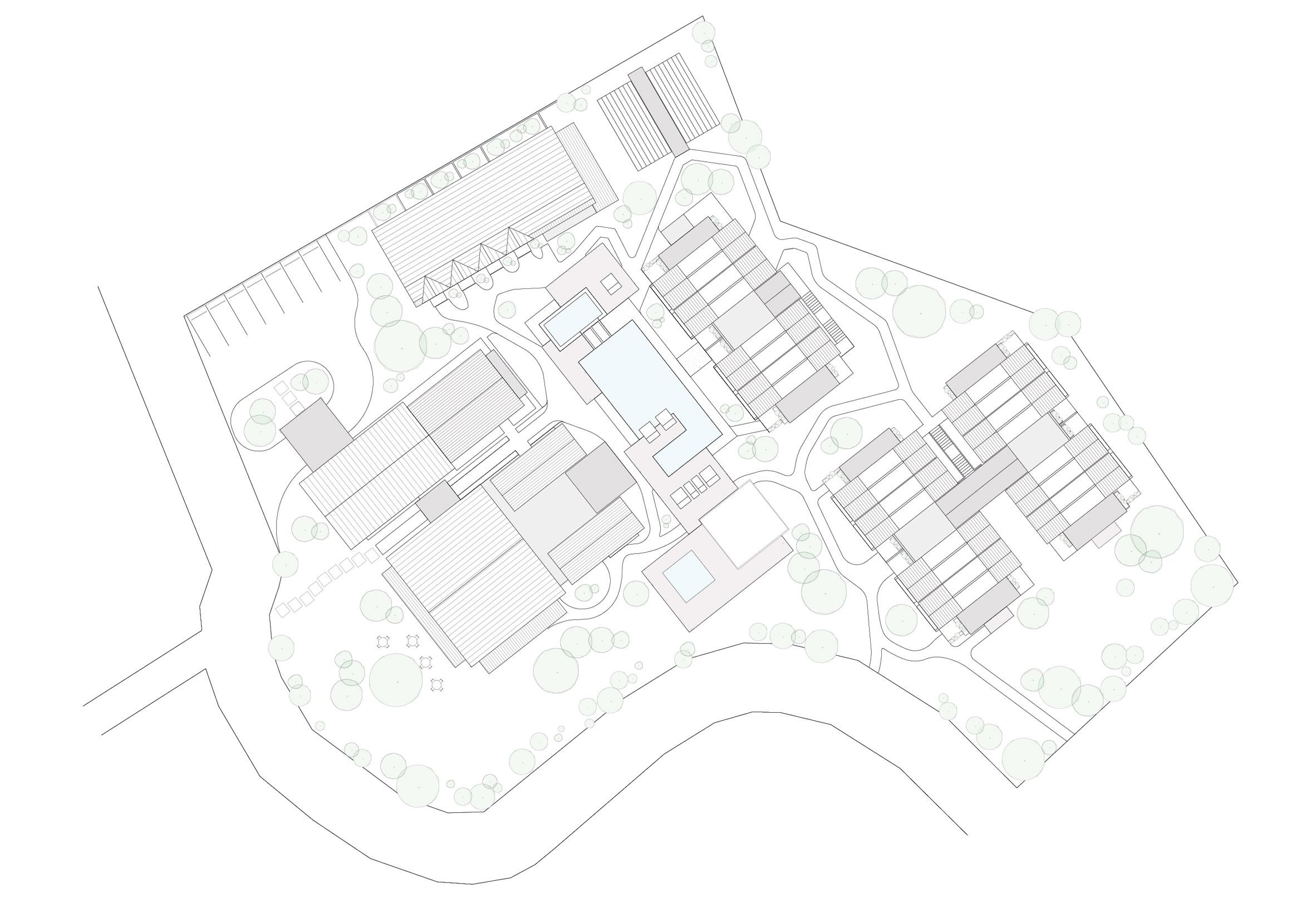 Thiết kế sân vườn Resort 12