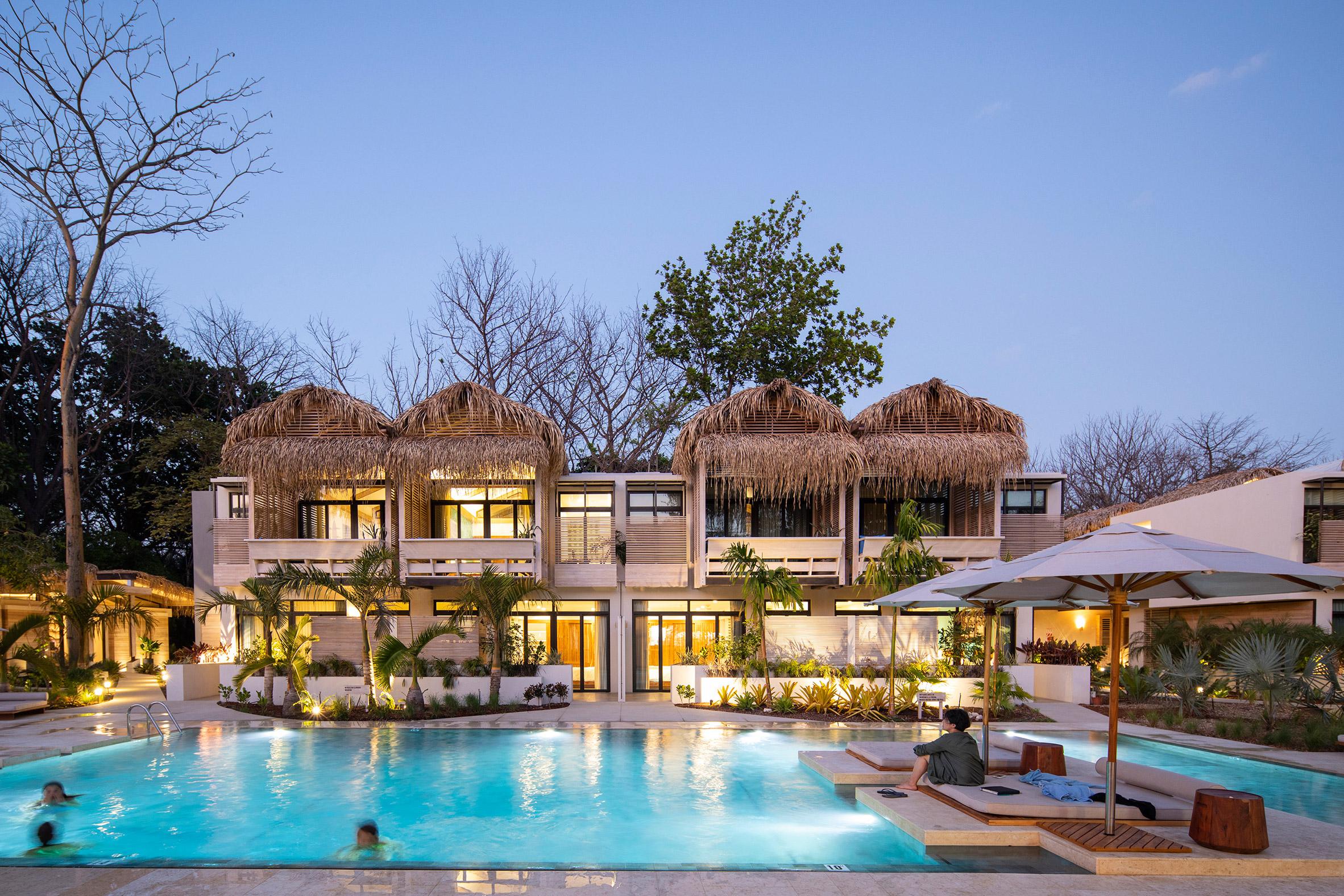 Thiết kế sân vườn Resort 15