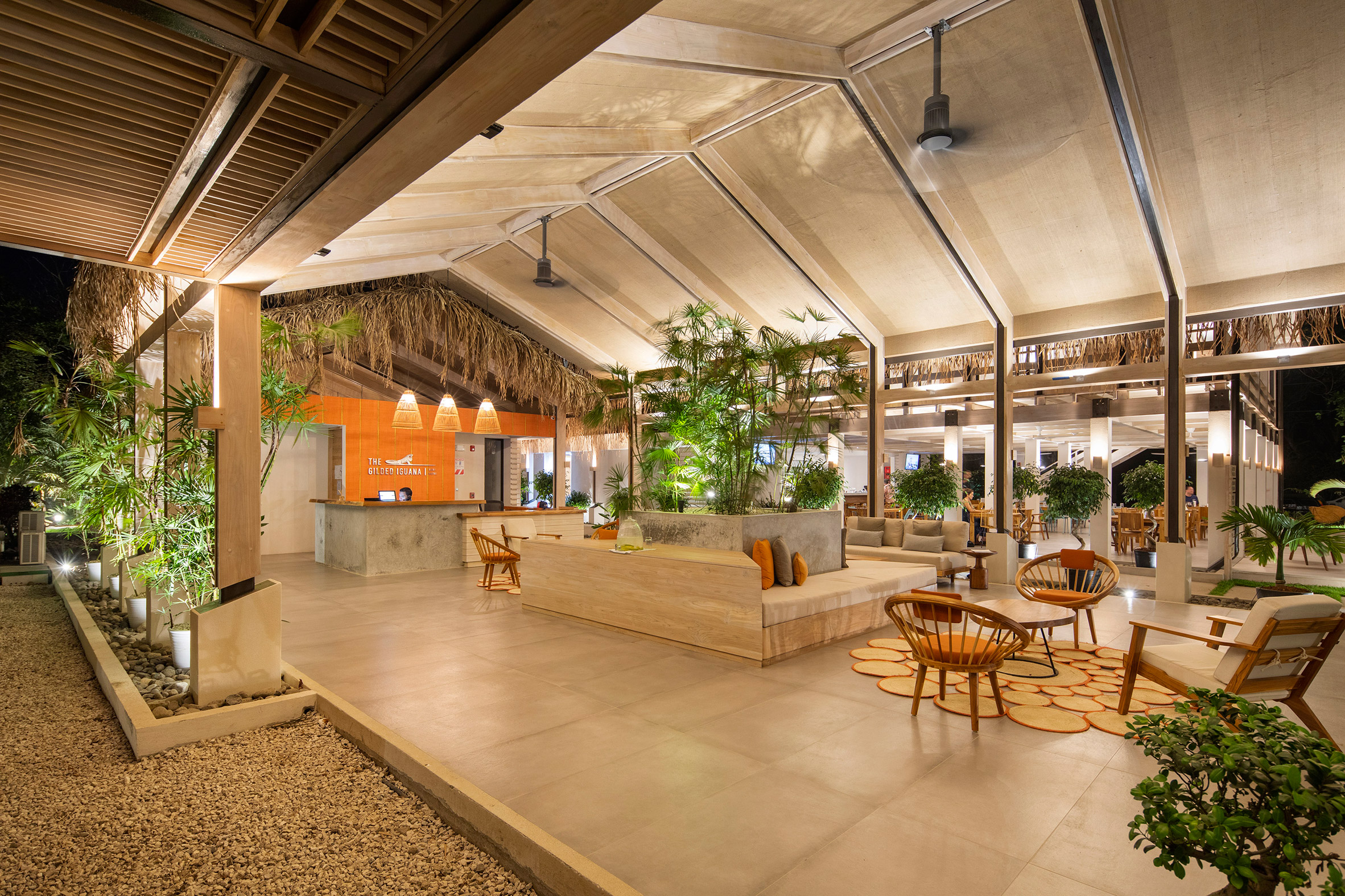 Thiết kế sân vườn Resort 16