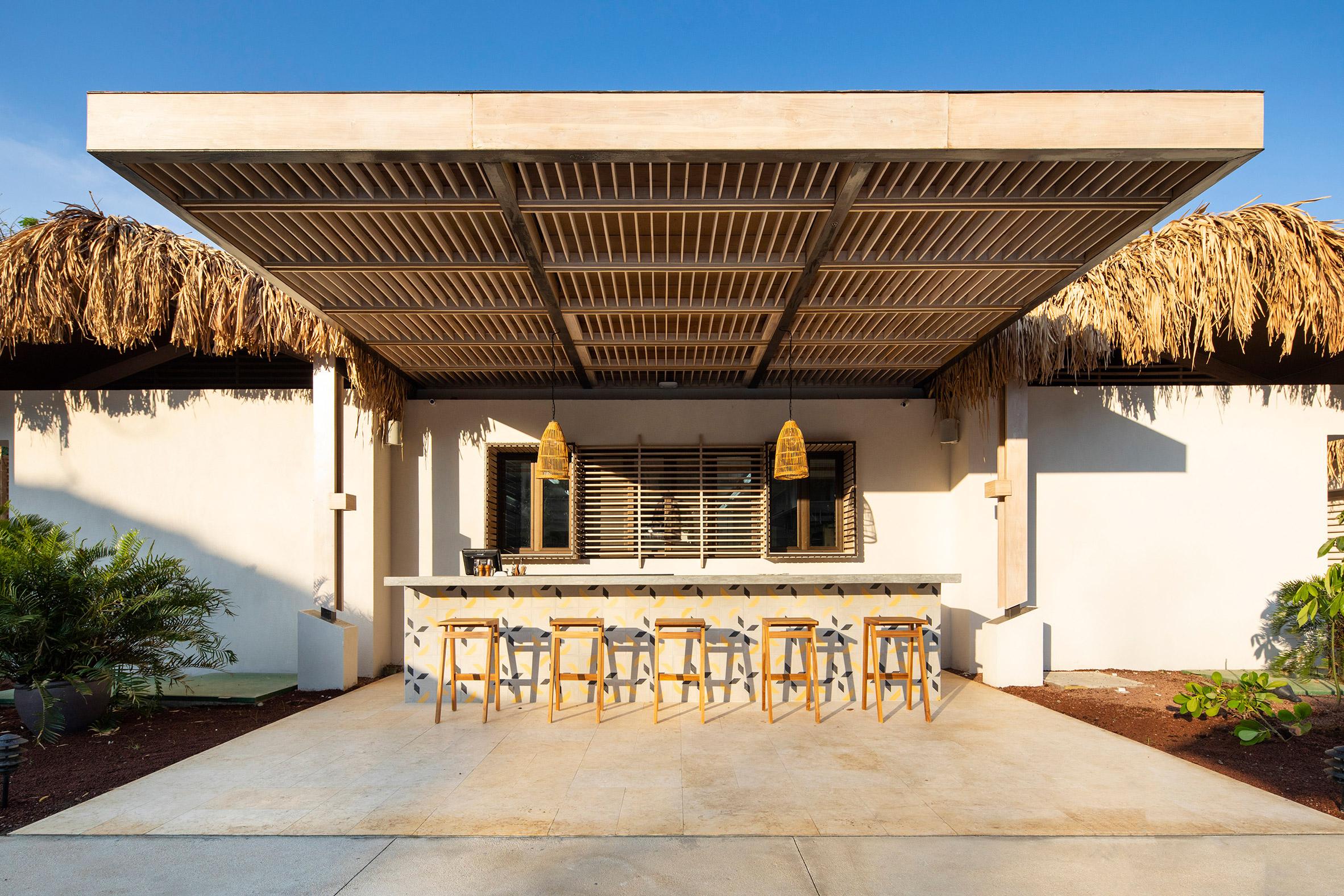 Thiết kế sân vườn Resort 17