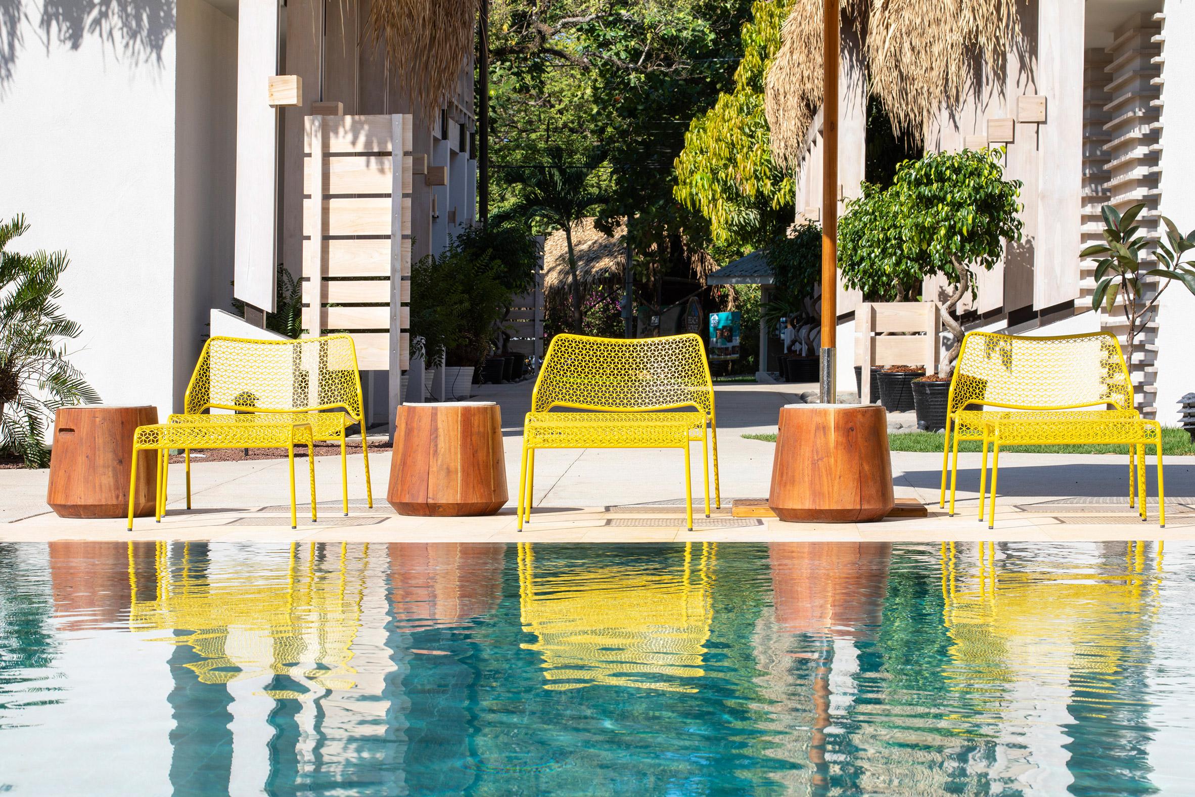 Thiết kế sân vườn Resort 18