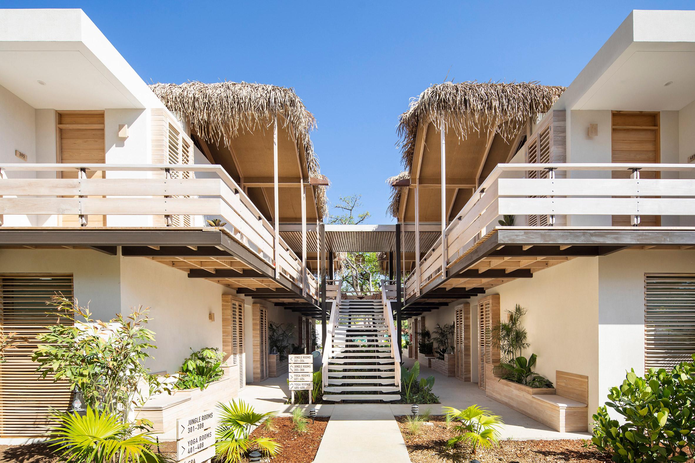 Thiết kế sân vườn Resort 19
