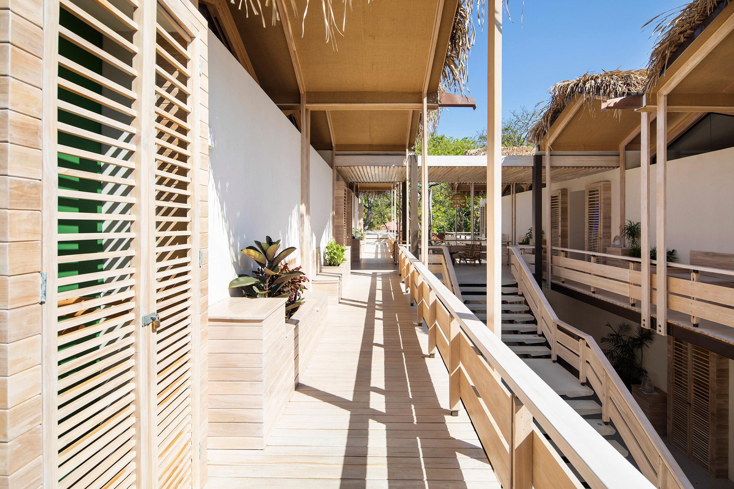 Thiết kế sân vườn Resort 20