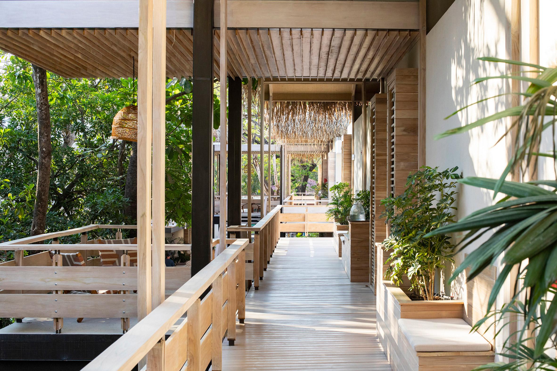 Thiết kế sân vườn Resort 22