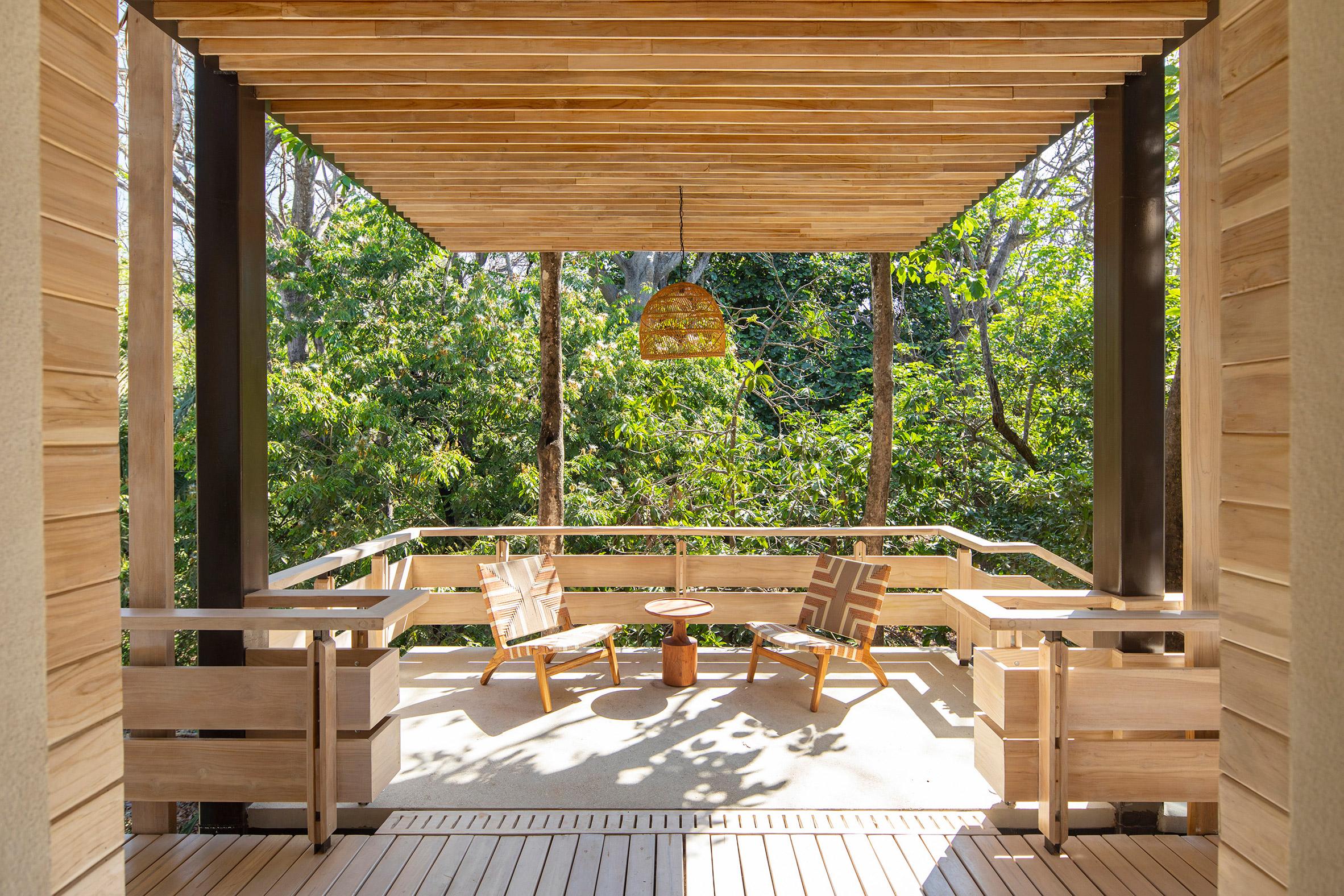 Thiết kế sân vườn Resort 23
