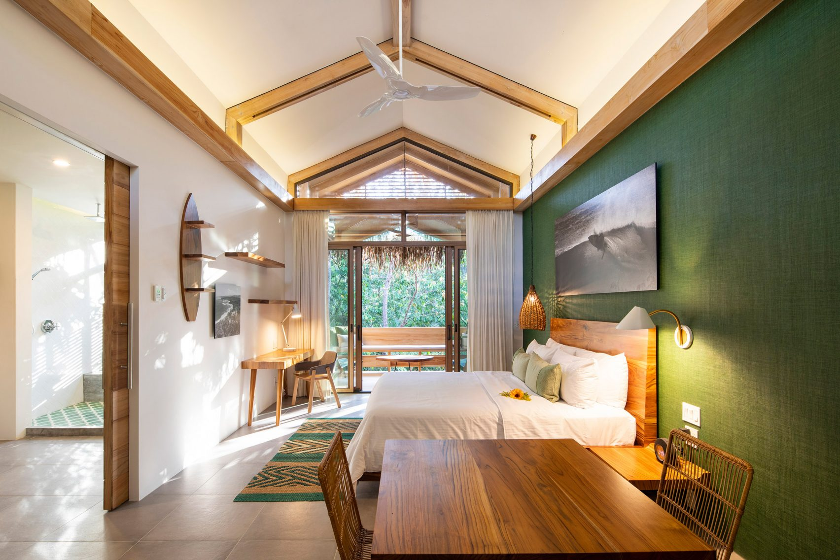 Thiết kế sân vườn Resort 3