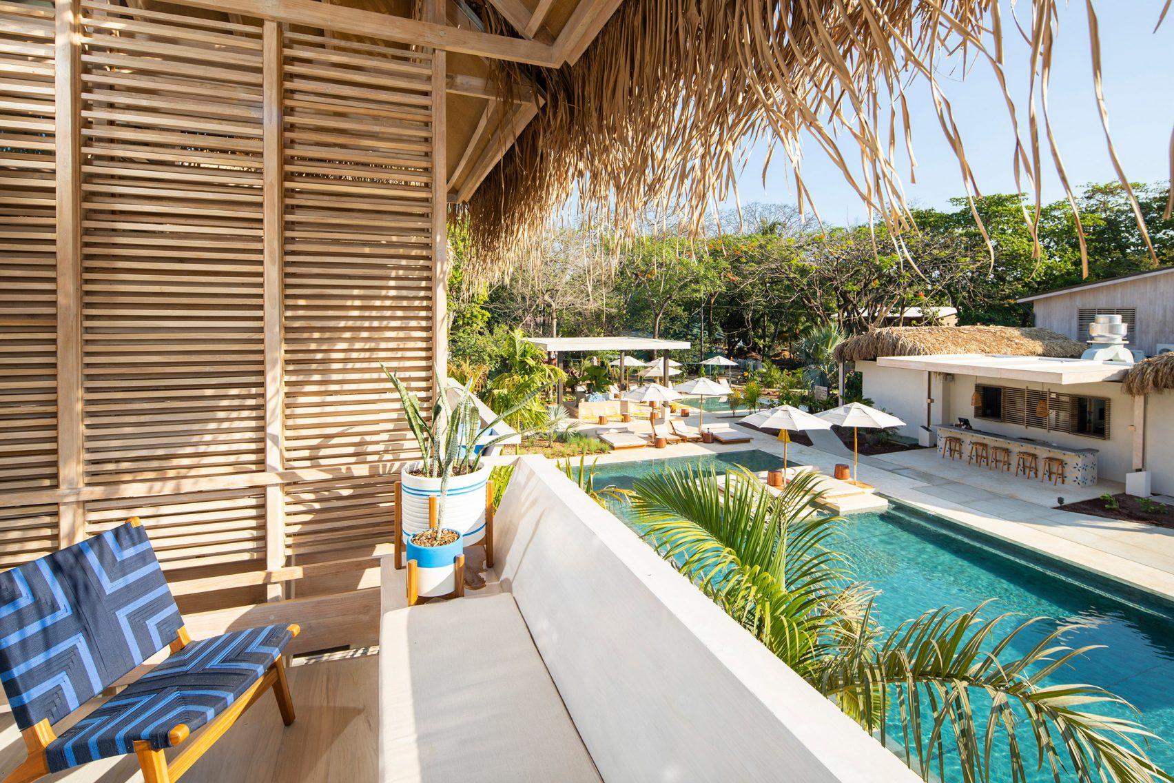 Thiết kế sân vườn Resort 4